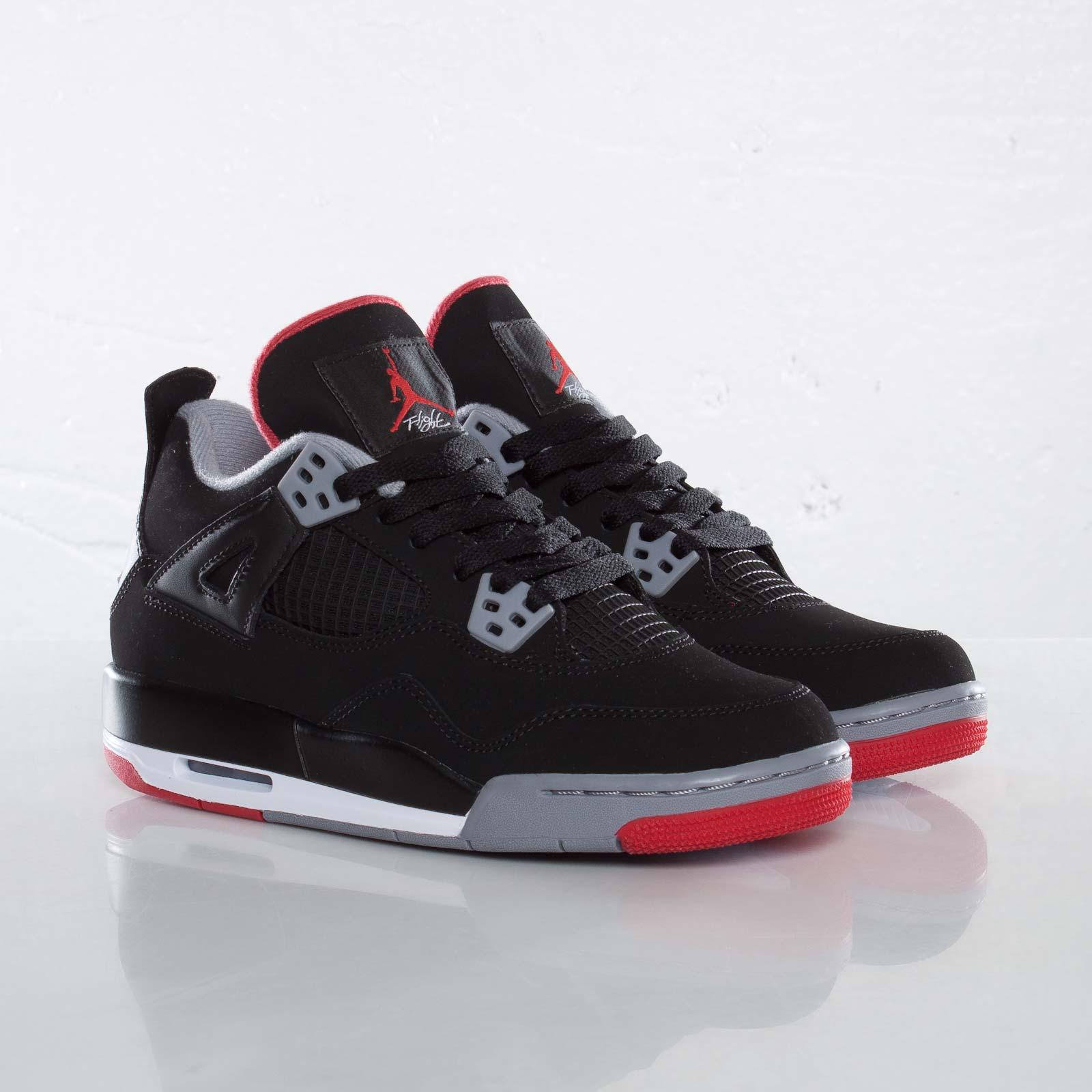 super cute 8a5b0 2ee36 Jordan Brand Air Jordan 4 Retro (GS)