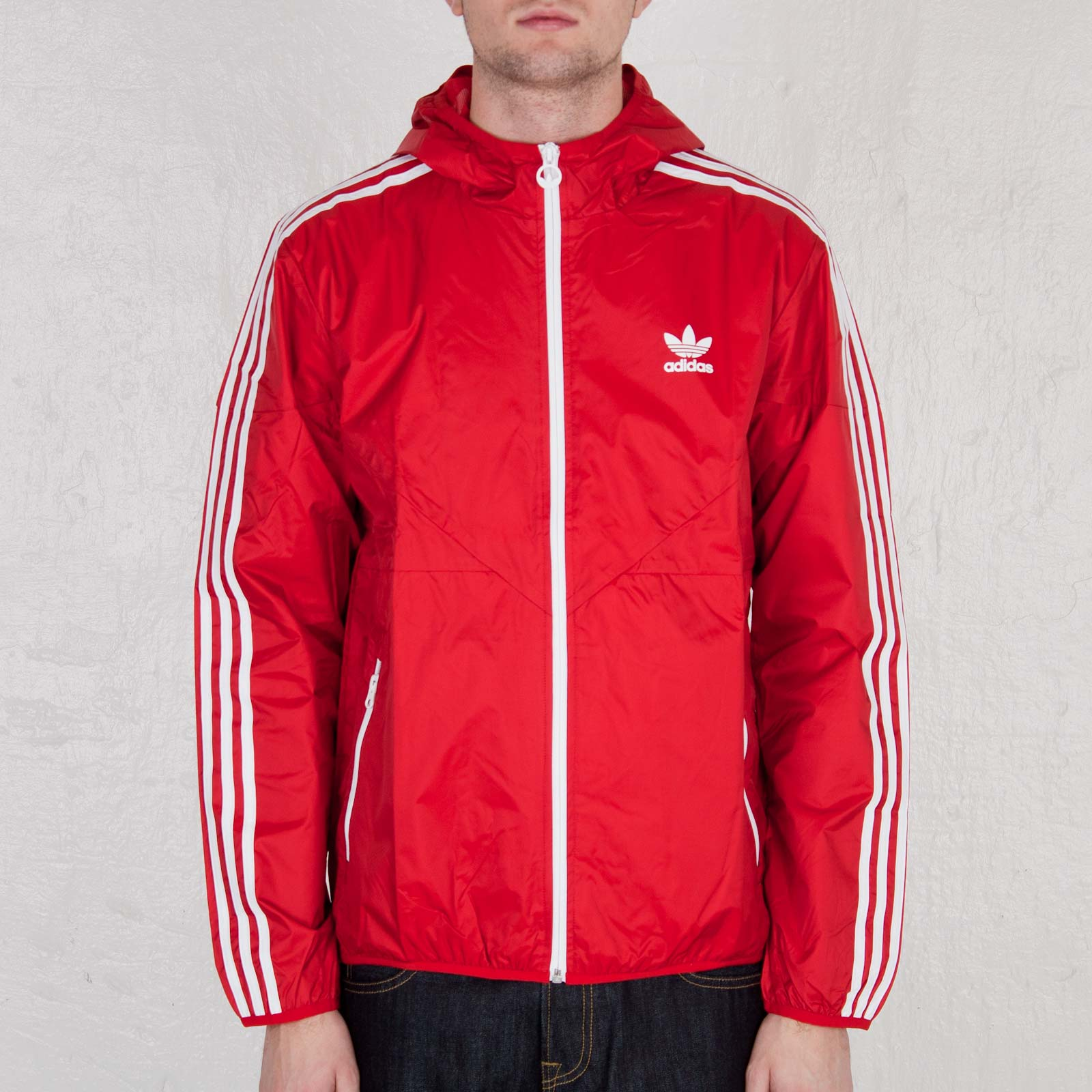 Colorado Windbreaker Red