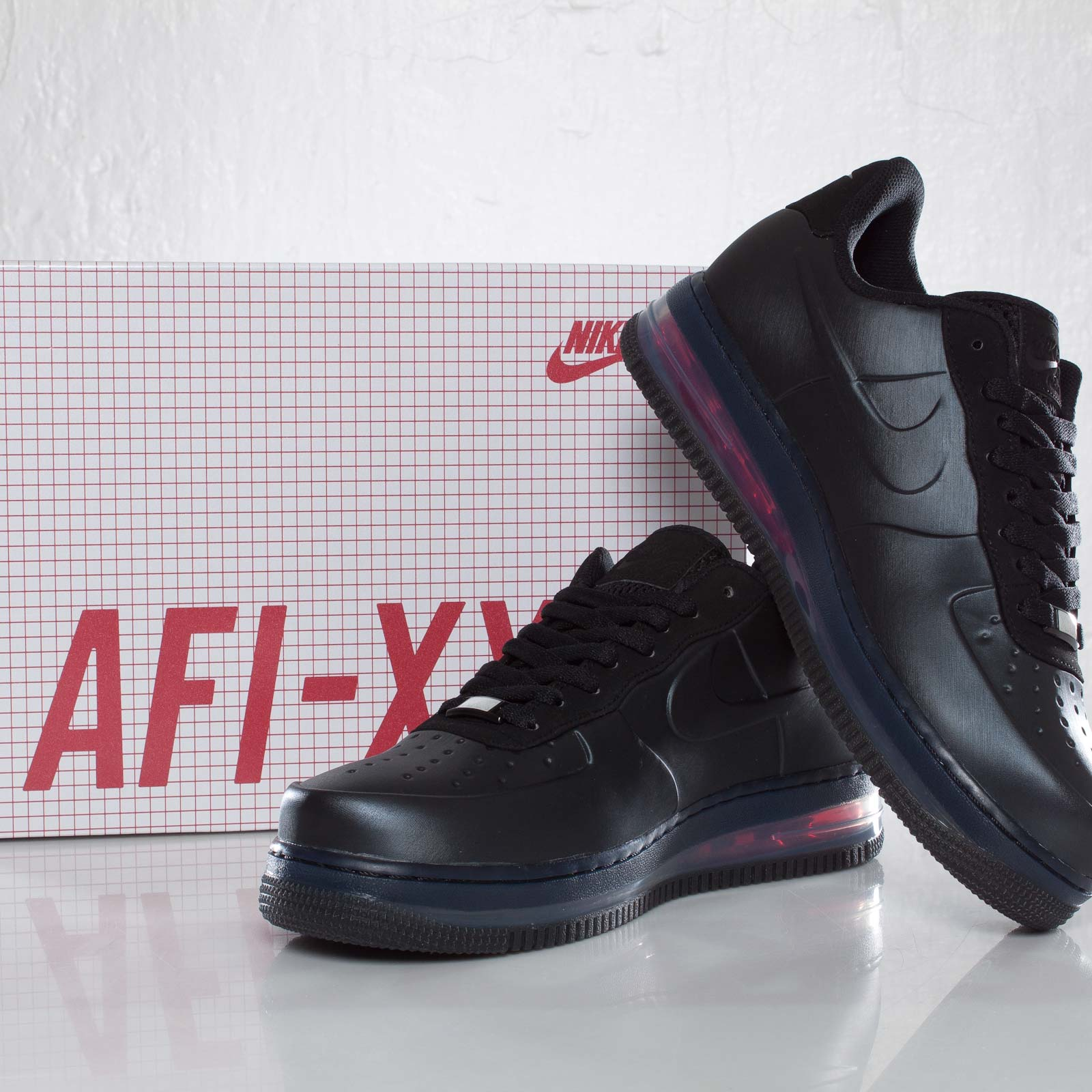 new arrivals 7317a 42461 Nike Air Force 1 Posite FL Max QS - 548968-010 ...
