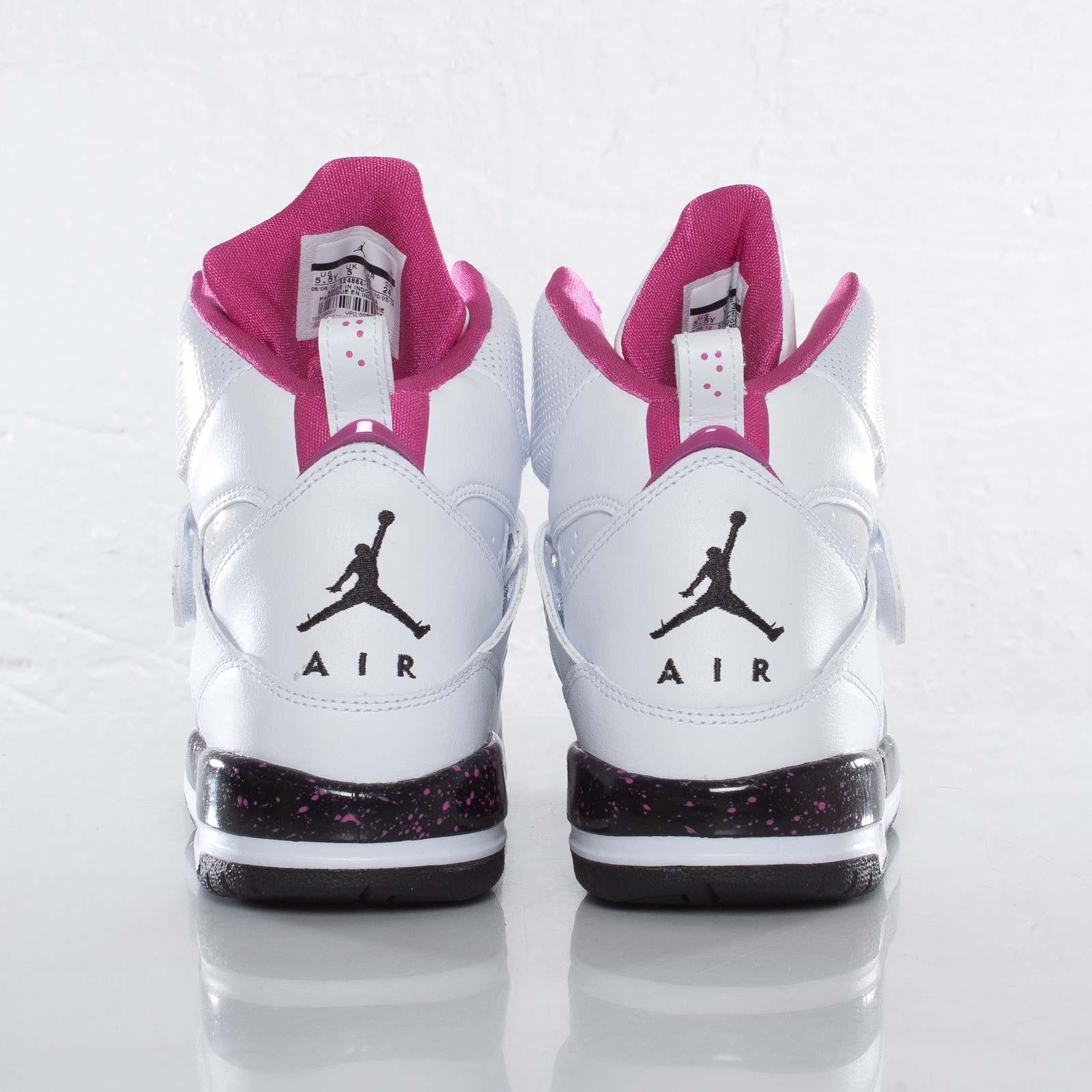 new arrivals 50c39 e43f6 Jordan Brand Girls Jordan Flight 45 High GS - 524864-128 - Sneakersnstuff    sneakers   streetwear online since 1999