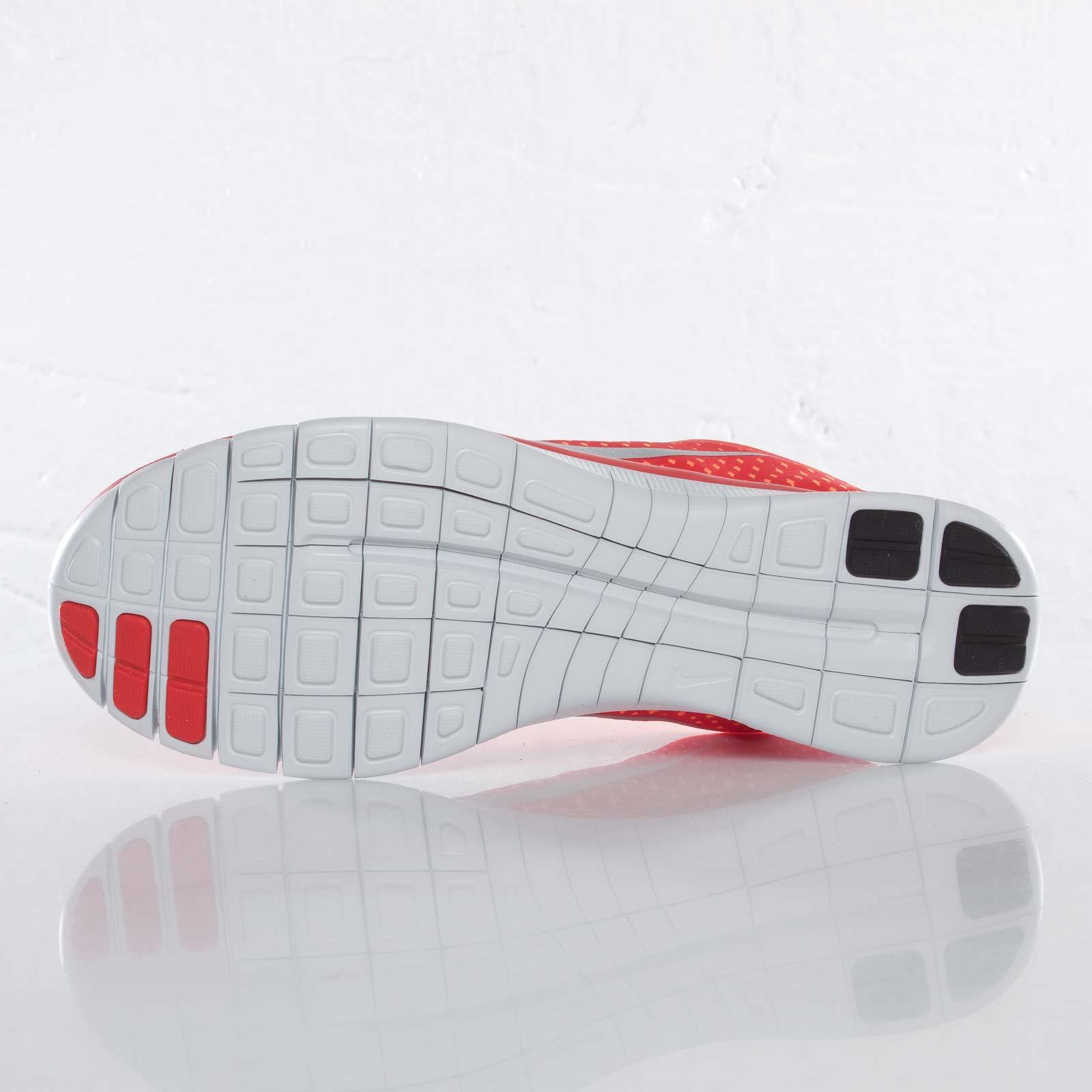 Nike Free 3.0 V4 Pimento Silver Orange