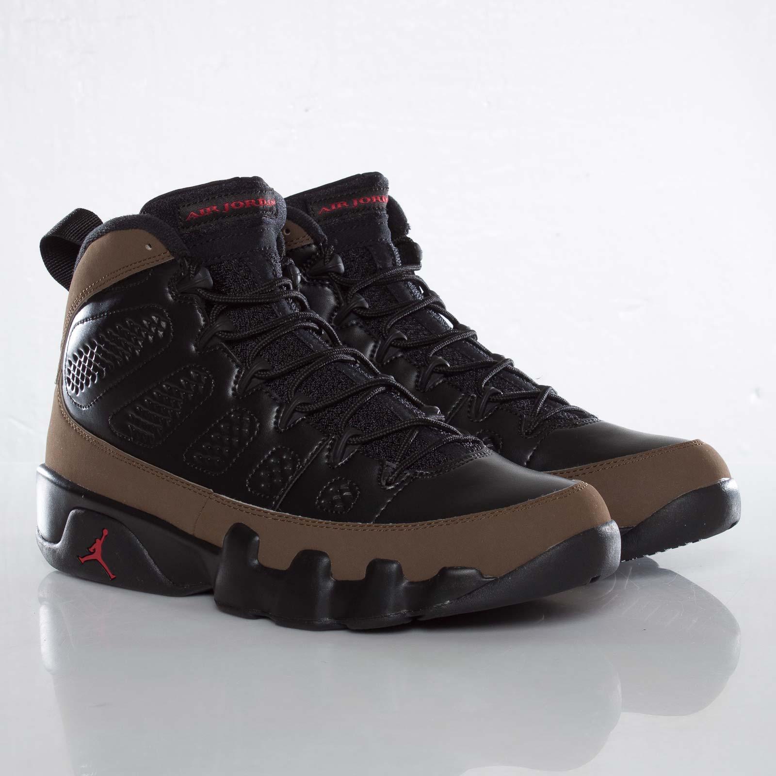 quality design 9e618 817be Jordan Brand Air Jordan 9 Retro