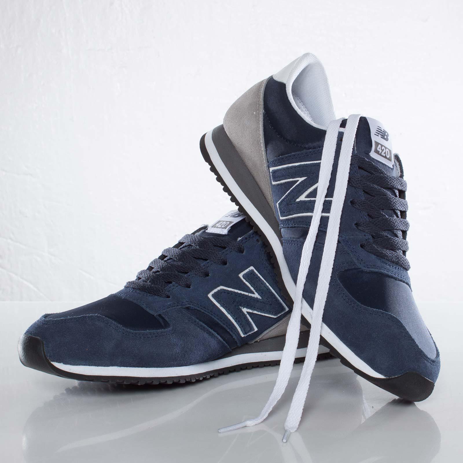 new balance 420 navy