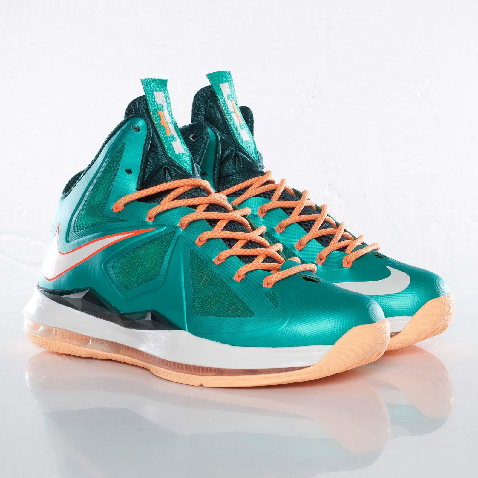 e4d4d4f780cf Nike Lebron X - 541100-302 - Sneakersnstuff