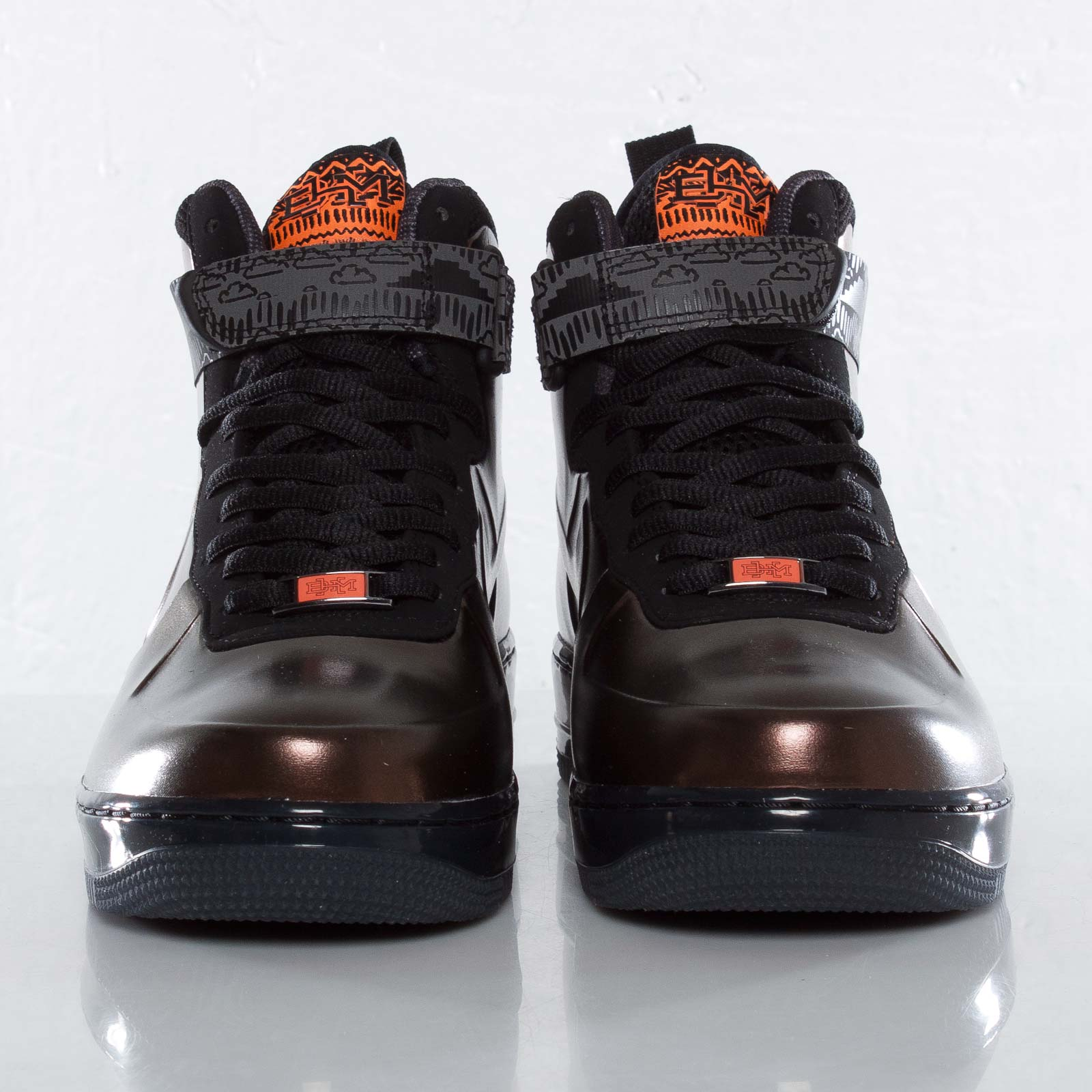 reputable site d939a 61a66 Nike Air Force 1 Foamposite BHM QS - 586583-800 - Sneakersnstuff   sneakers    streetwear online since 1999