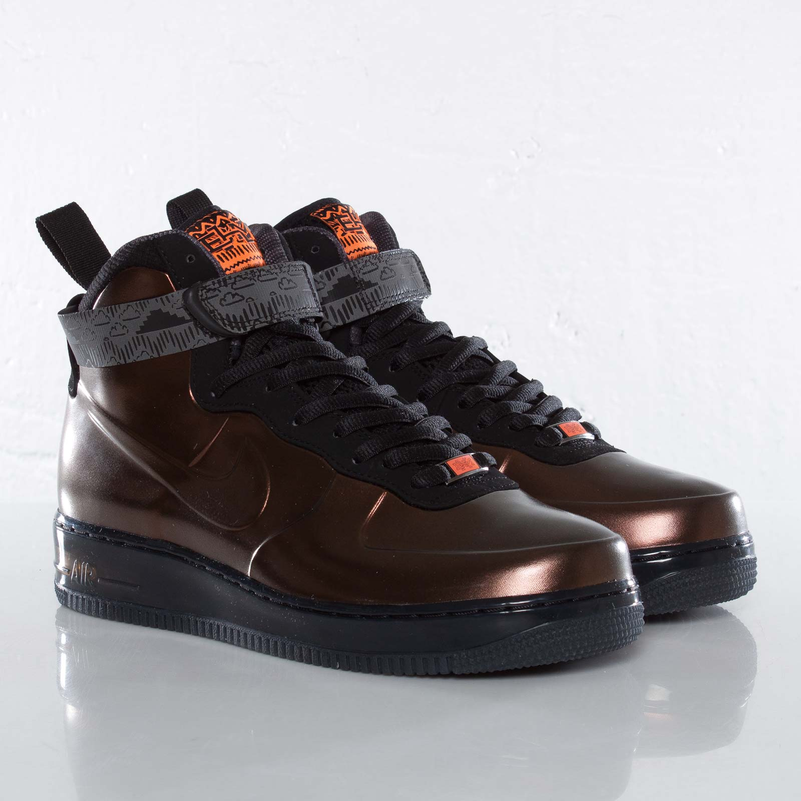 quality design c90bc 28040 Nike Air Force 1 Foamposite BHM QS
