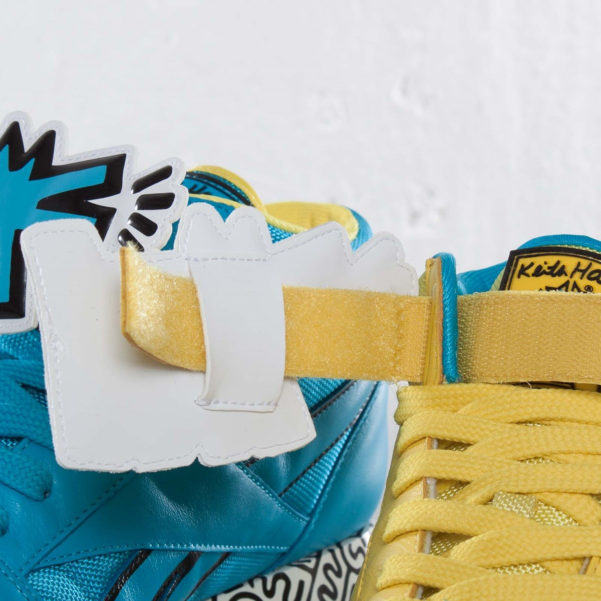 Reebok Classic Leather Mid Strap Lux V44586