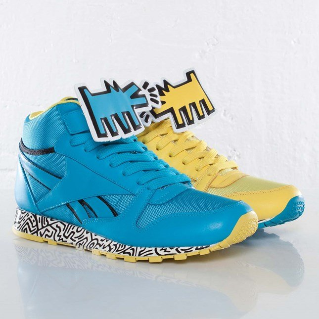 Reebok Classic Leather Mid Strap Lux