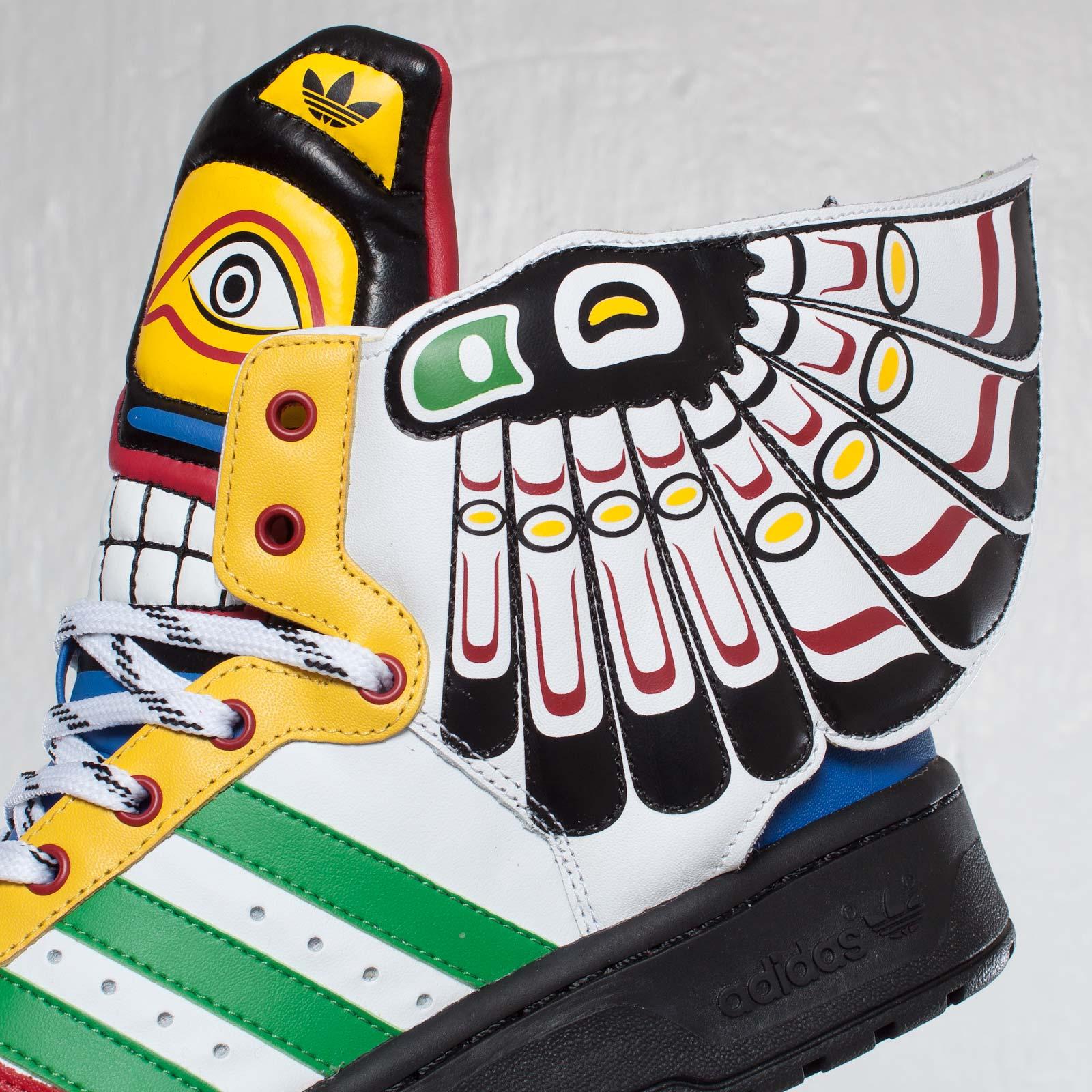 adidas JS Eagle Wing - Q23171 - Sneakersnstuff  fbe602d0e778