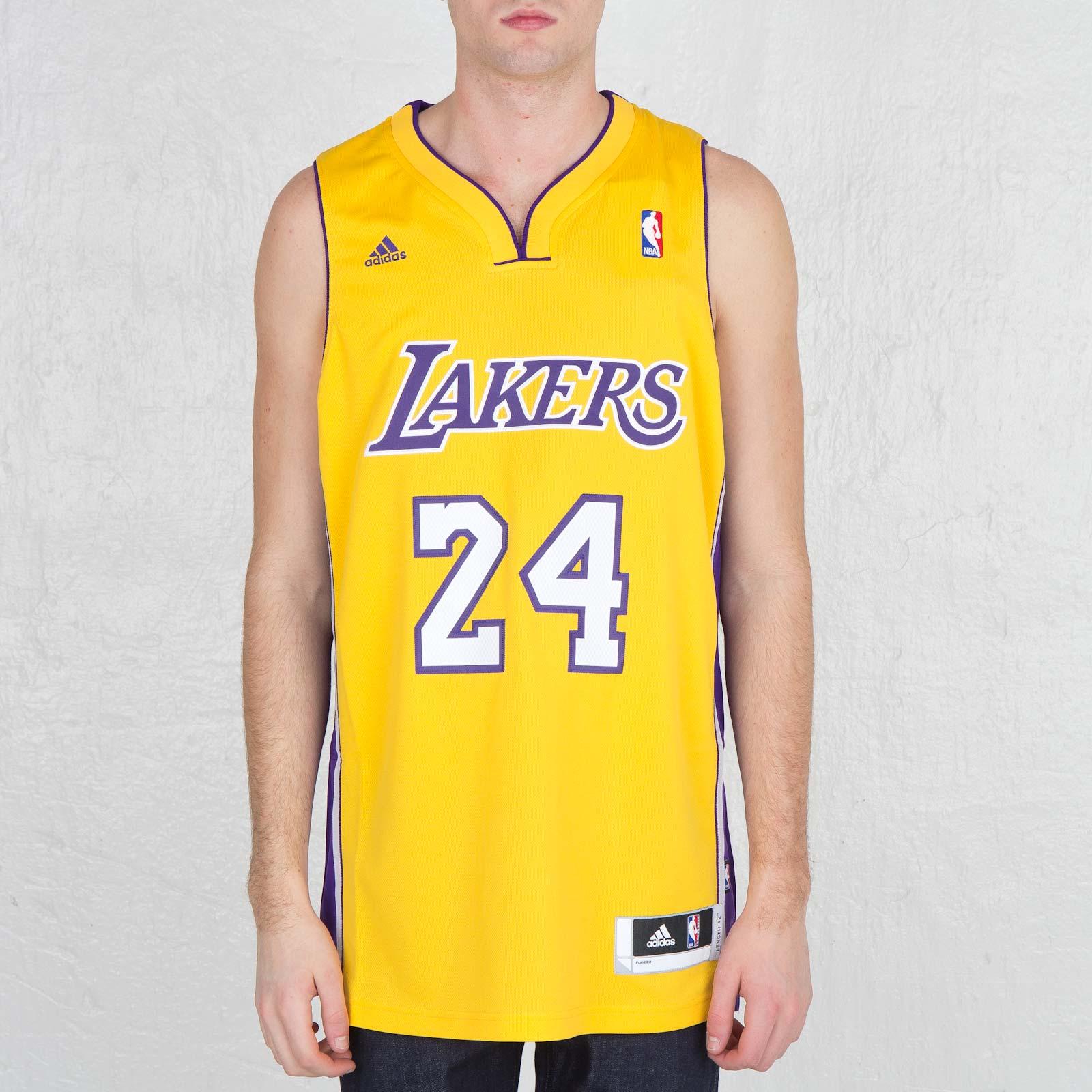 adidas NBA LA Lakers Jersey - L68566 - SNS | sneakers & streetwear ...
