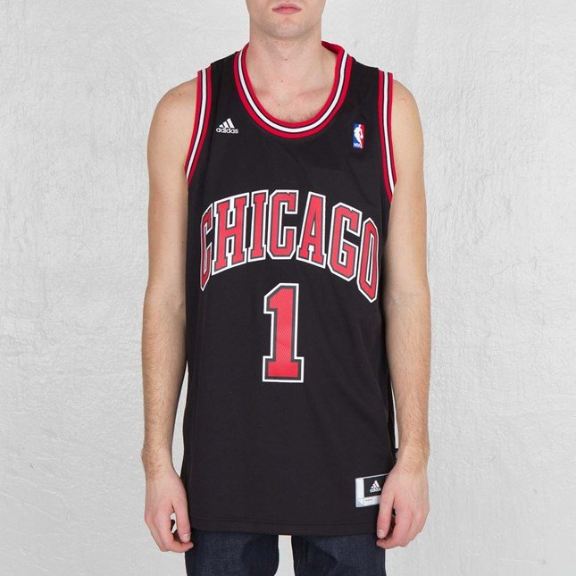 adidas NBA Chicago Bulls Jersey