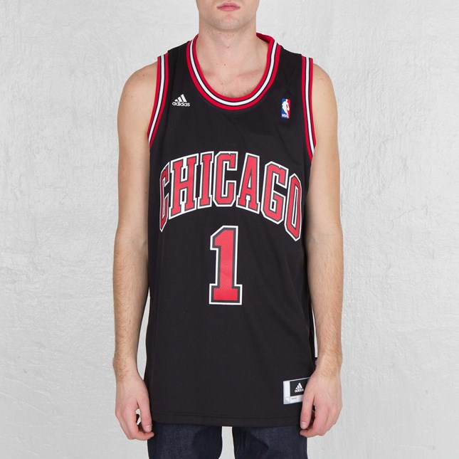 adidas Originals NBA Chicago Bulls Jersey