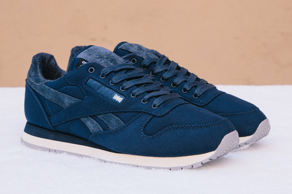 Sneakersnstuff x Reebok Classic Leather