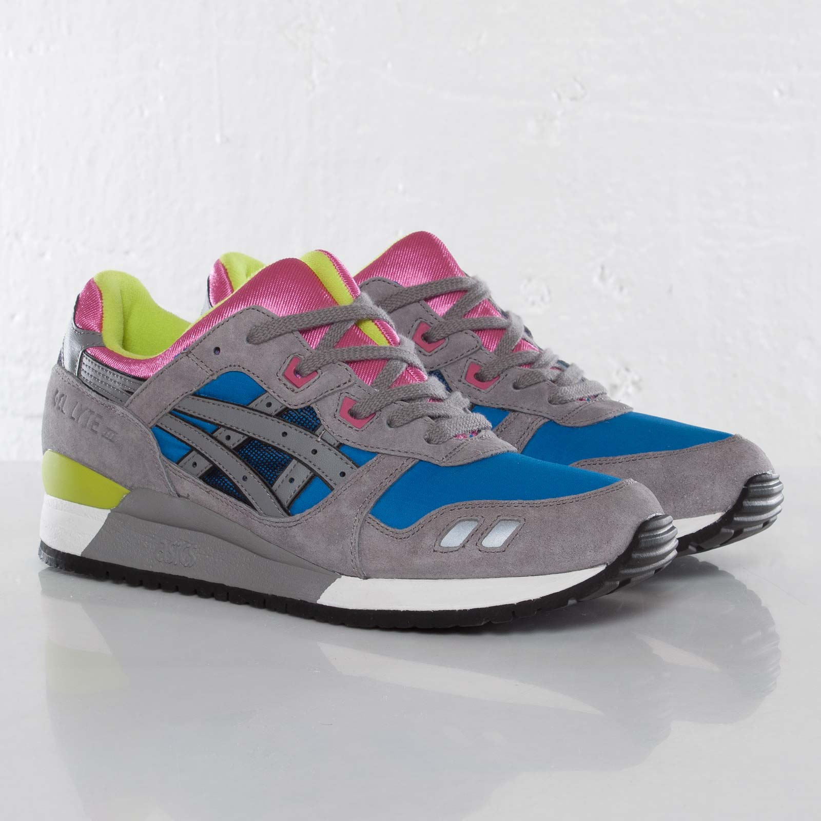 shopping price reduced fantastic savings ASICS Gel-Lyte III - Hk538-4211 - Sneakersnstuff   sneakers ...