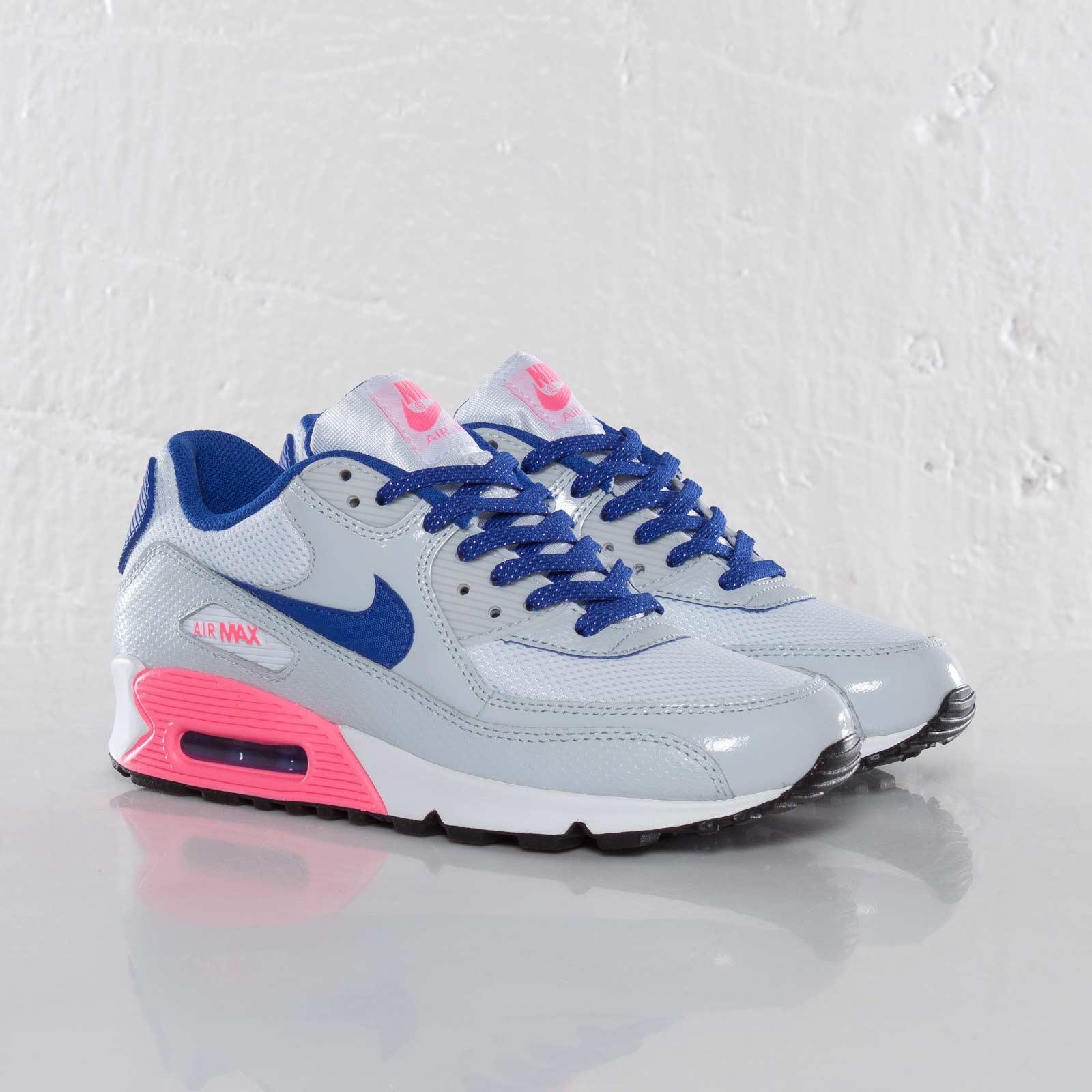 Nike Air Max 90 2007 (GS) - 345017-116