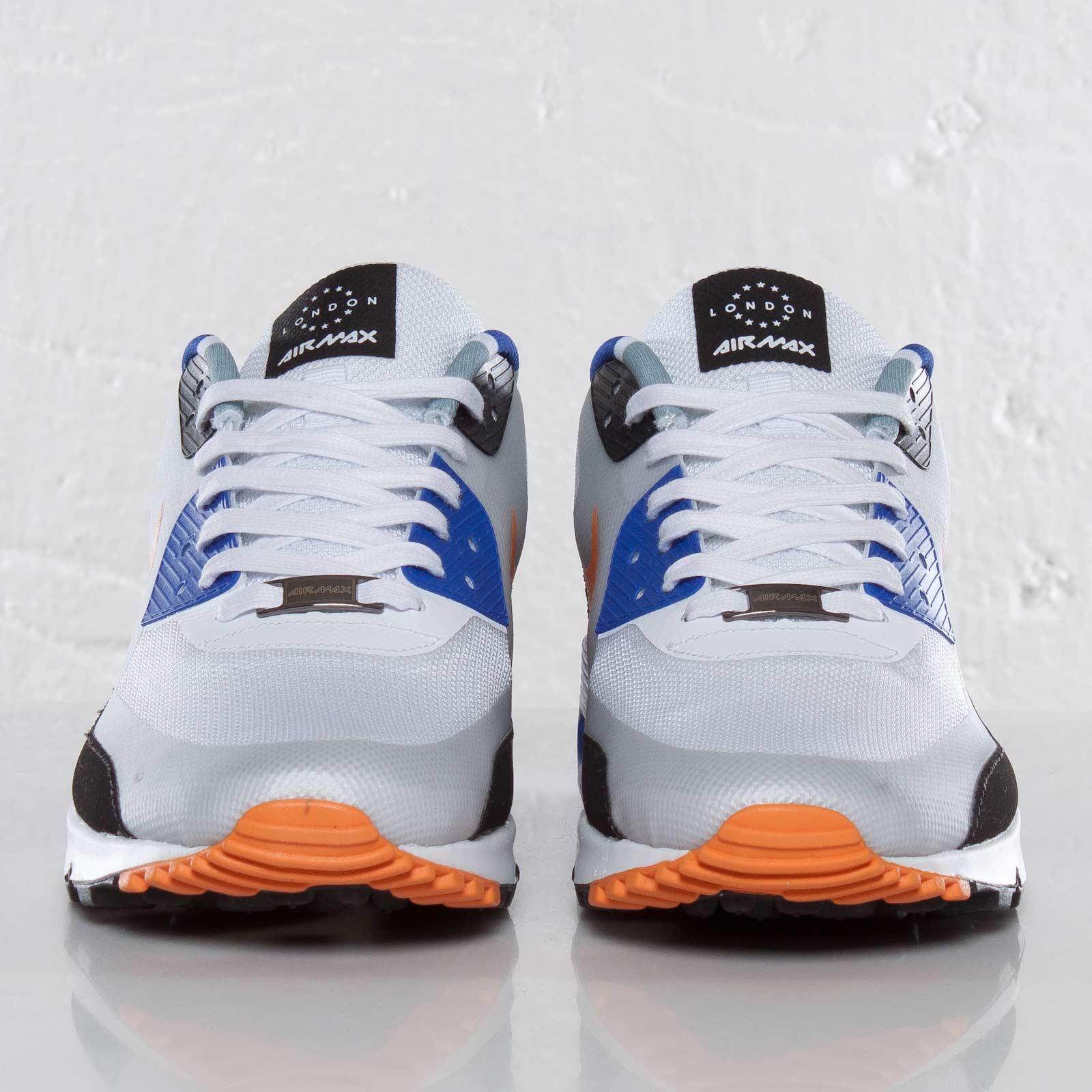 613841 550 Nike Air Max 90 USA Flag Hyperfuse QS Mens