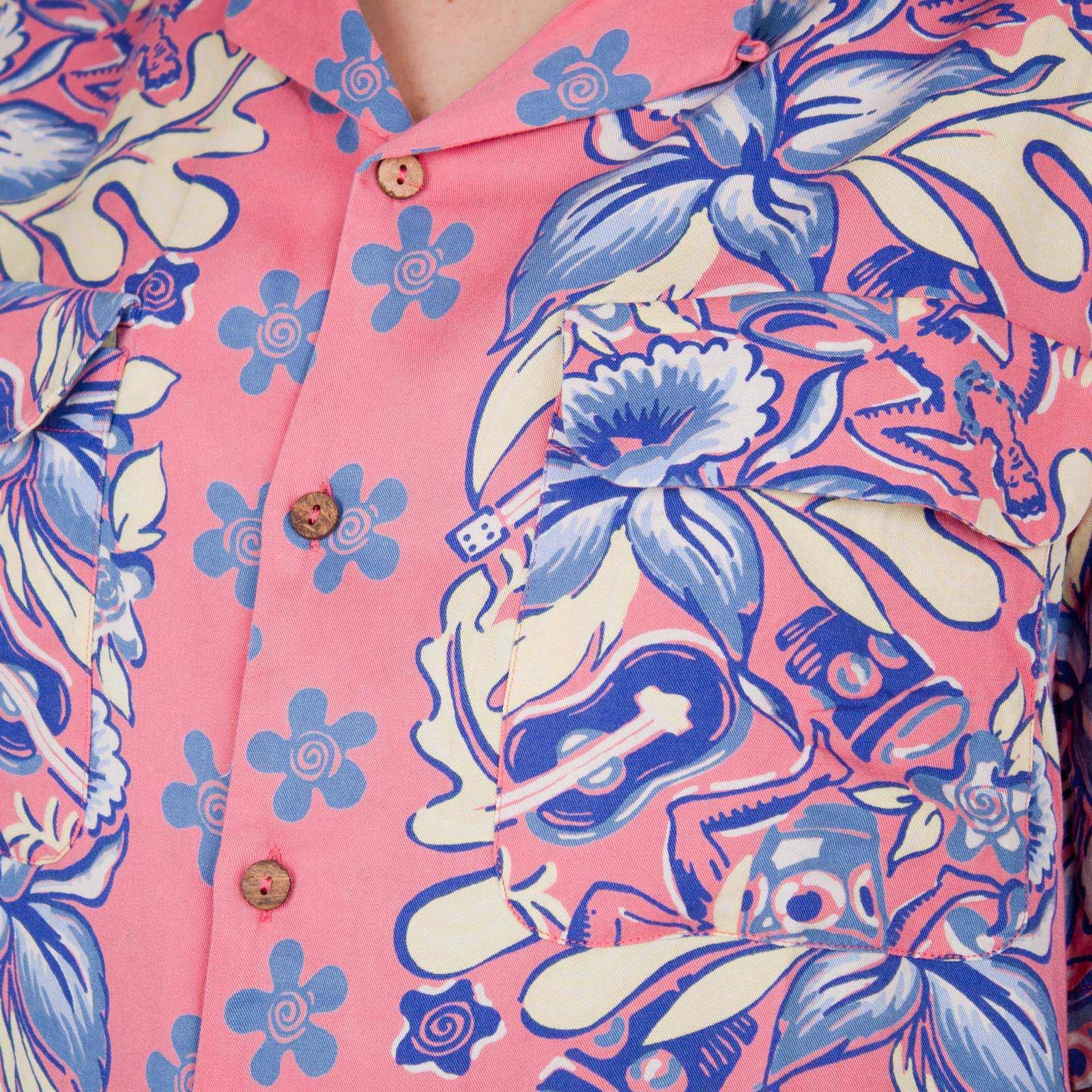 ea1f01a7 Levis Vintage 1950s Hawaiian Shirt - 64856-0002 - Sneakersnstuff | sneakers  & streetwear online since 1999