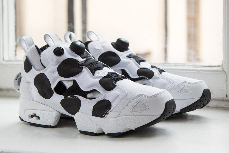 Sneakersnstuff x Reebok Pump Fury