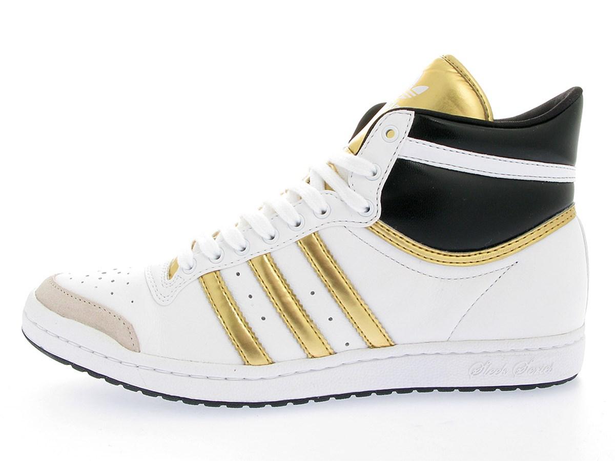 adidas Top Ten Hi Sleek - 82142 - Sneakersnstuff