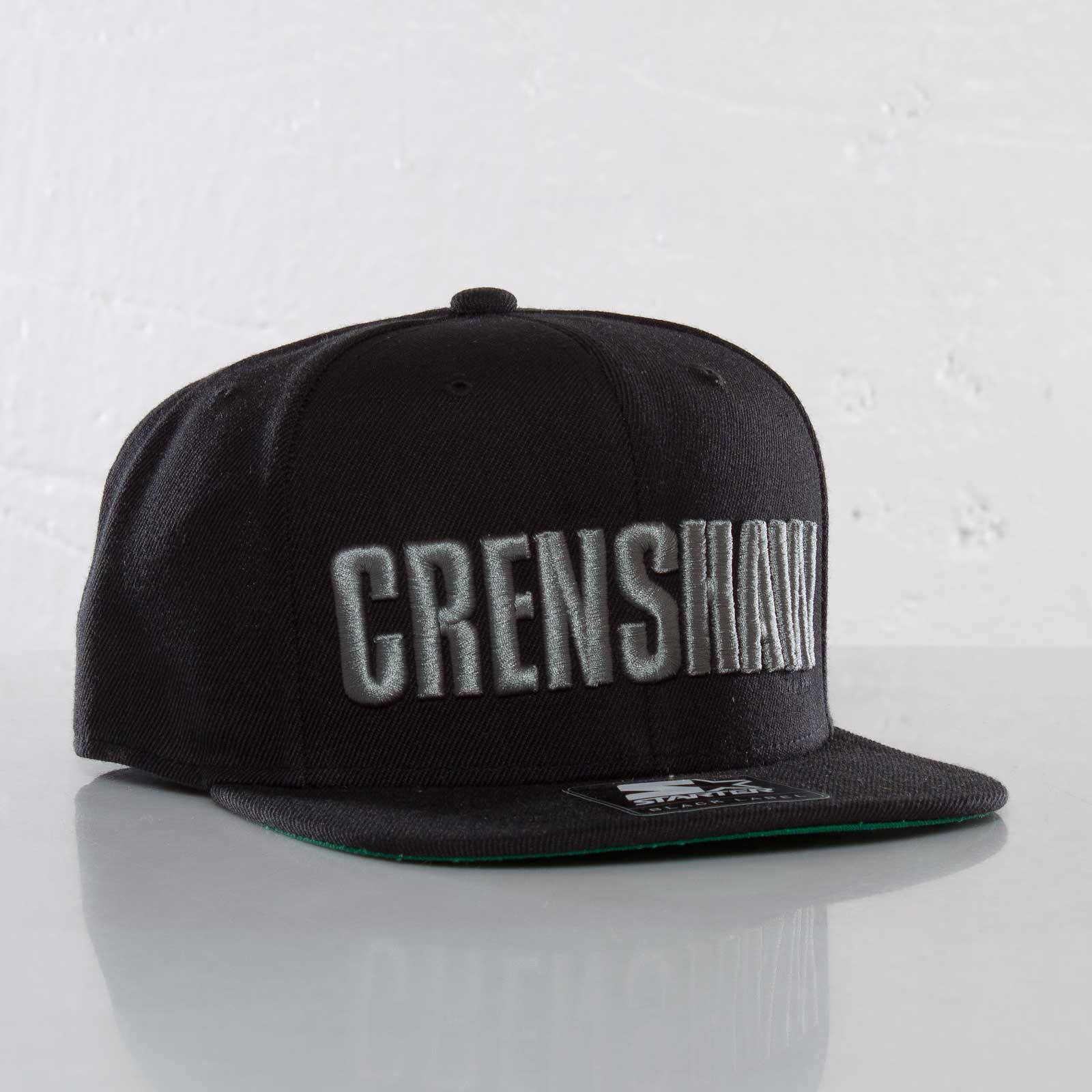 Starter Crenshaw Snapback - ST-CRENSHAWSB--BITH-BLK-OS ... 54e8823db56