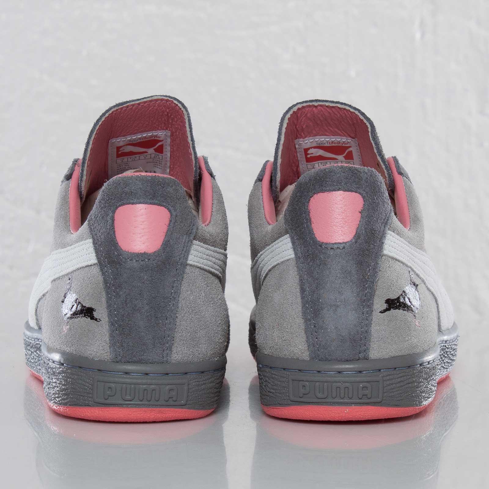 fda0d5071e3 Puma Staple Pigeon Suede JPN - 356506-01 - Sneakersnstuff