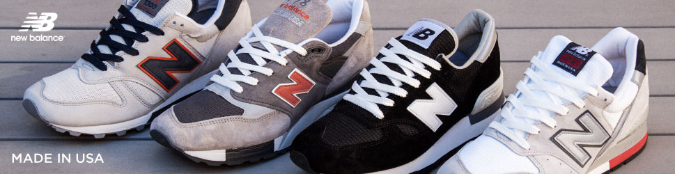 New Balance - Made in USA