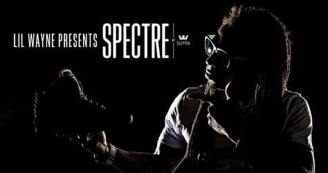 Lil Wayne presents SPECTRE by SUPRA
