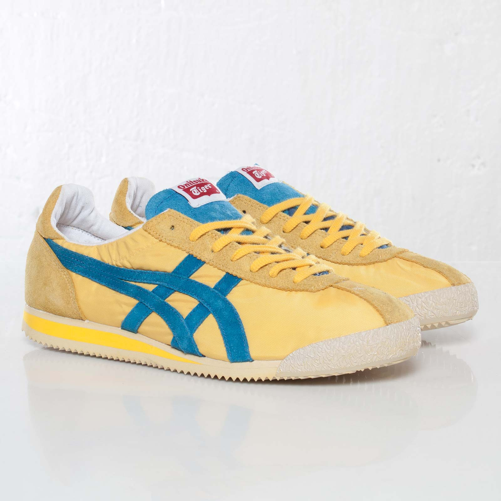separation shoes da75a 6cbc3 Onitsuka Tiger Tiger Corsair Vin - D321n-0442 ...