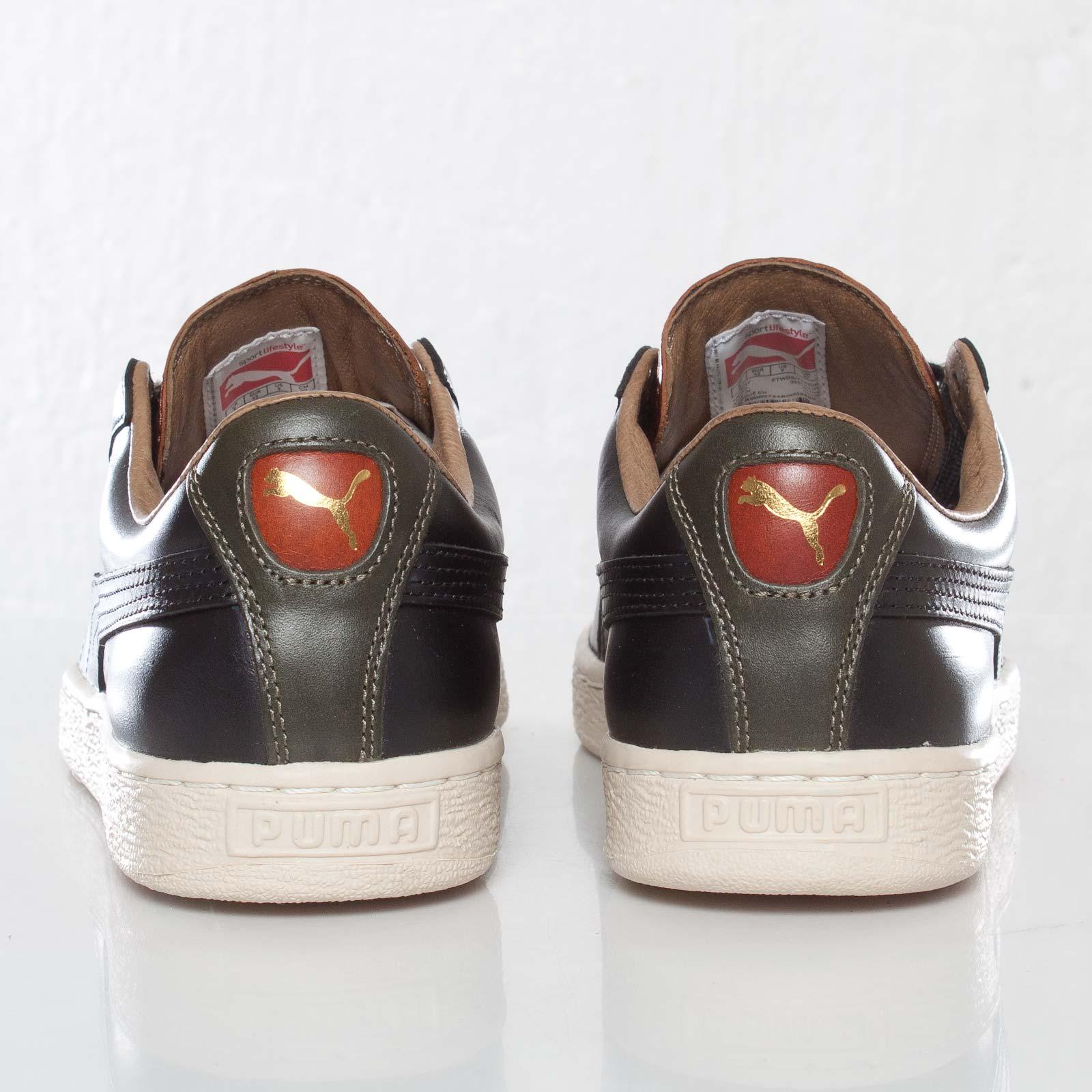 online retailer 57a68 5835b Puma Basket Classic Luxe Camo - 355144-01 - Sneakersnstuff   sneakers    streetwear online since 1999