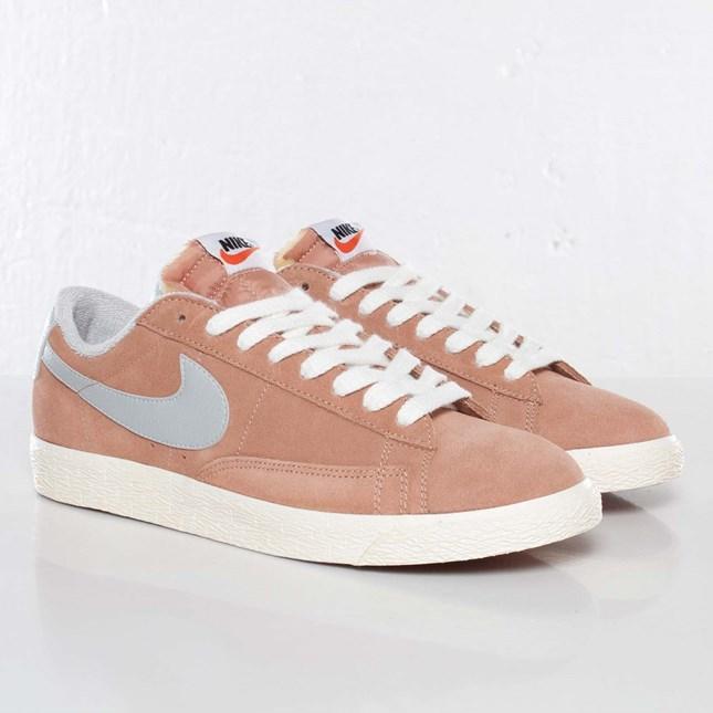 Nike Blazer Low Premium VNTG Suede