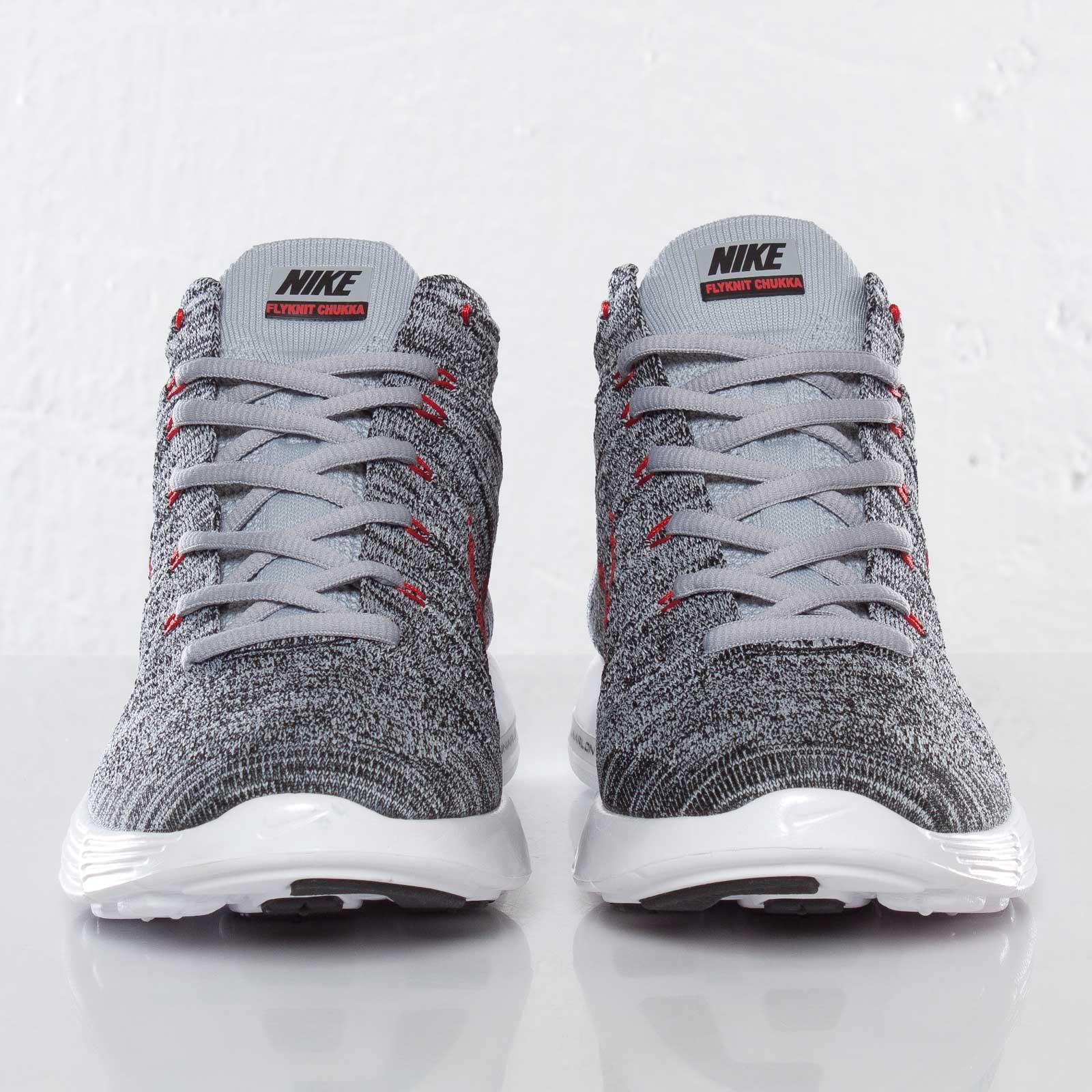 4290bbcdef Nike Lunar Flyknit Chukka - 554969-001 - Sneakersnstuff