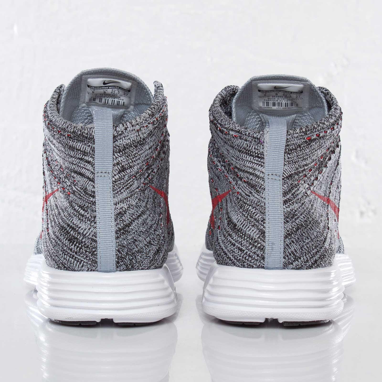 Nike Lunar Flyknit Chukka 554969 001 Sneakersnstuff I
