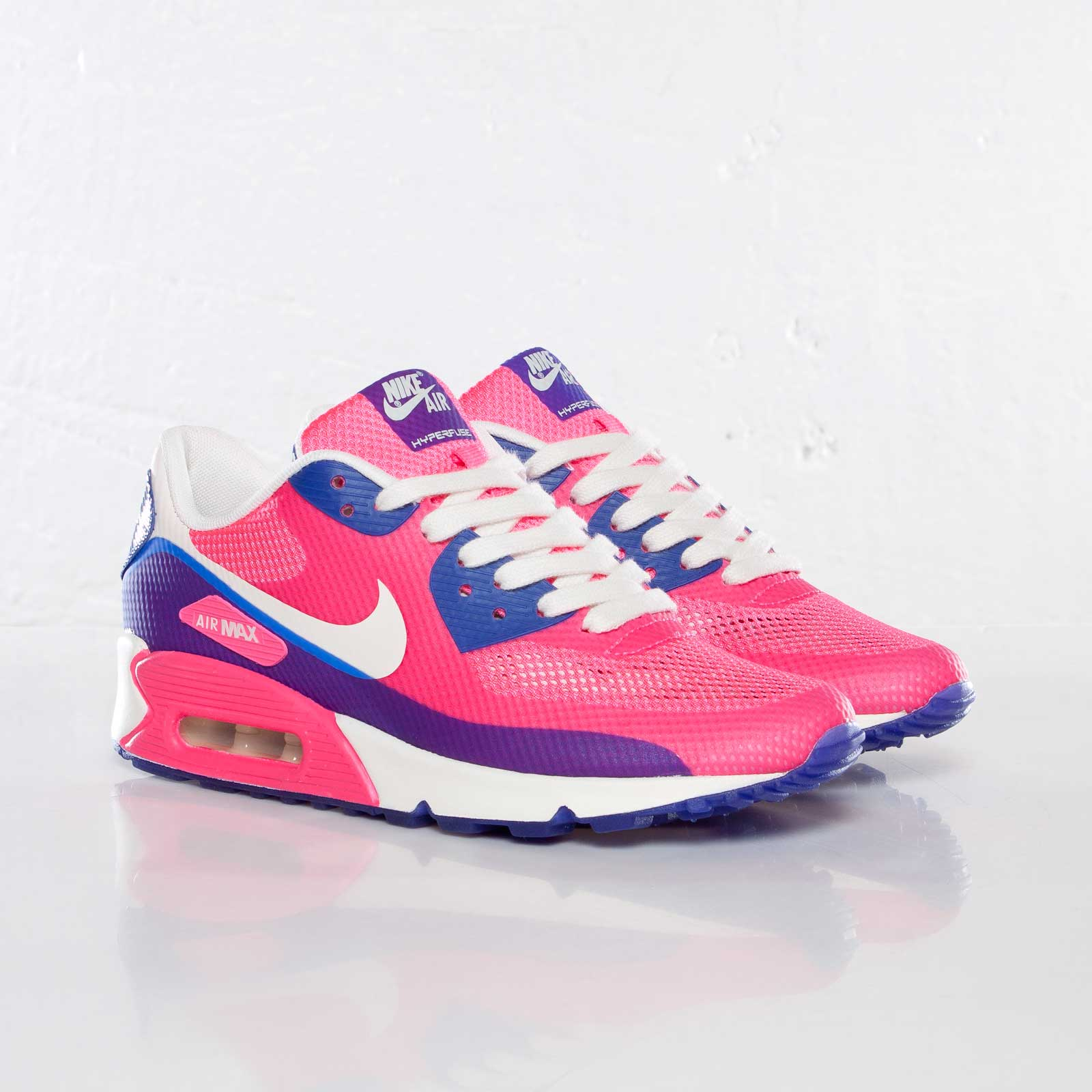 Nike Wmns Air Max 90 Hyp Prm 454460 600 Sneakersnstuff