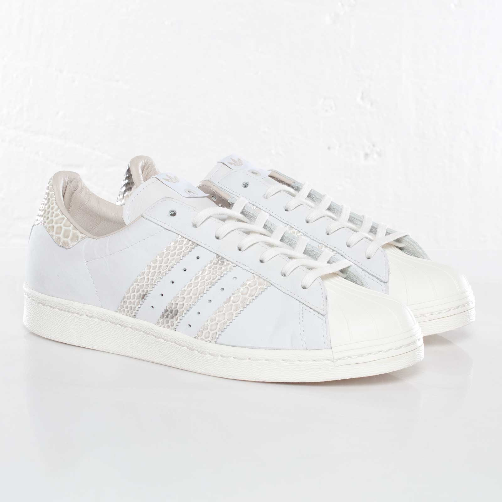 Adidas Superstar Degli Anni '80 Q21803 Scarpe da Ginnasticanstuff Scarpe