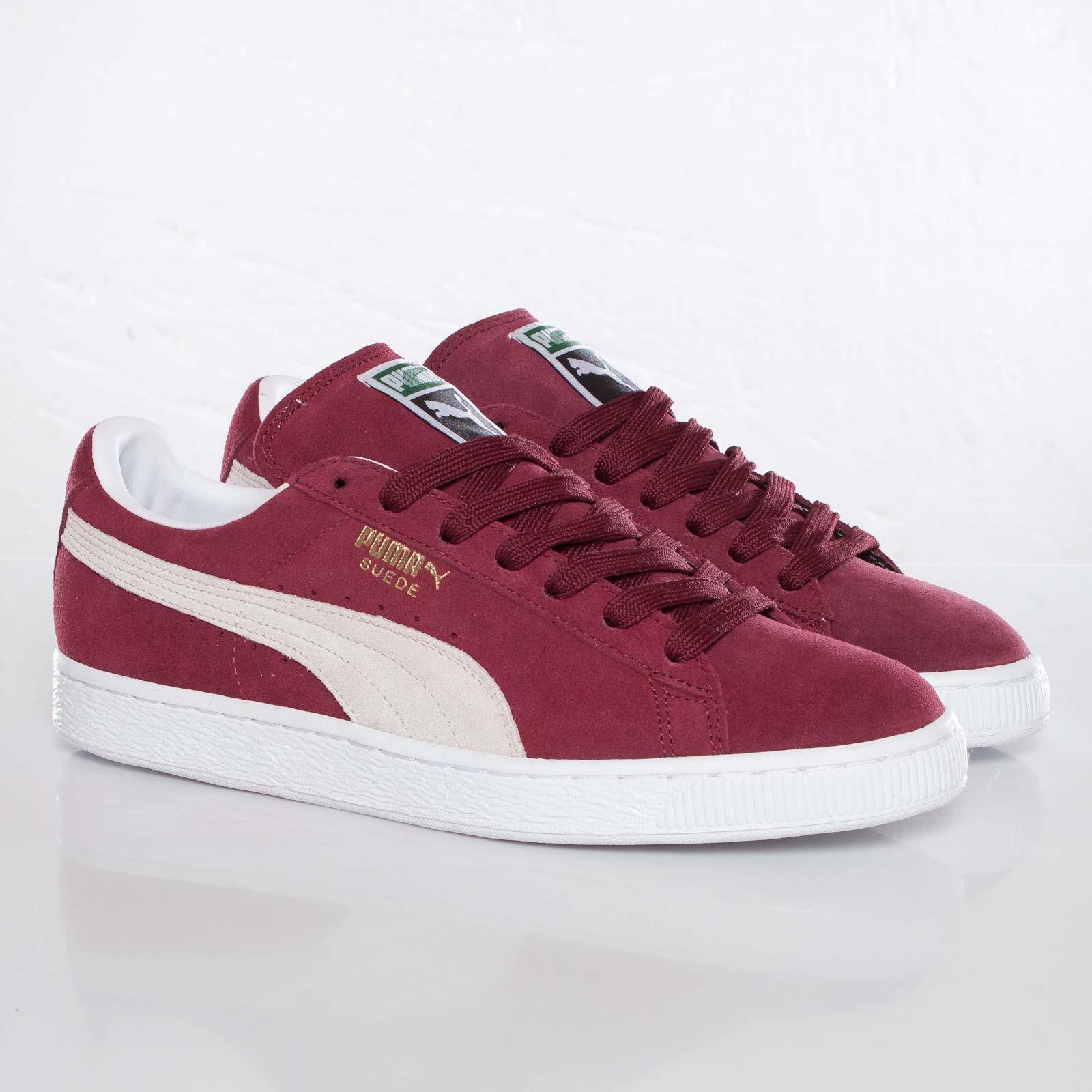 buy online d2912 72034 Puma Suede Classic+ - 352634-75 - Sneakersnstuff | sneakers ...