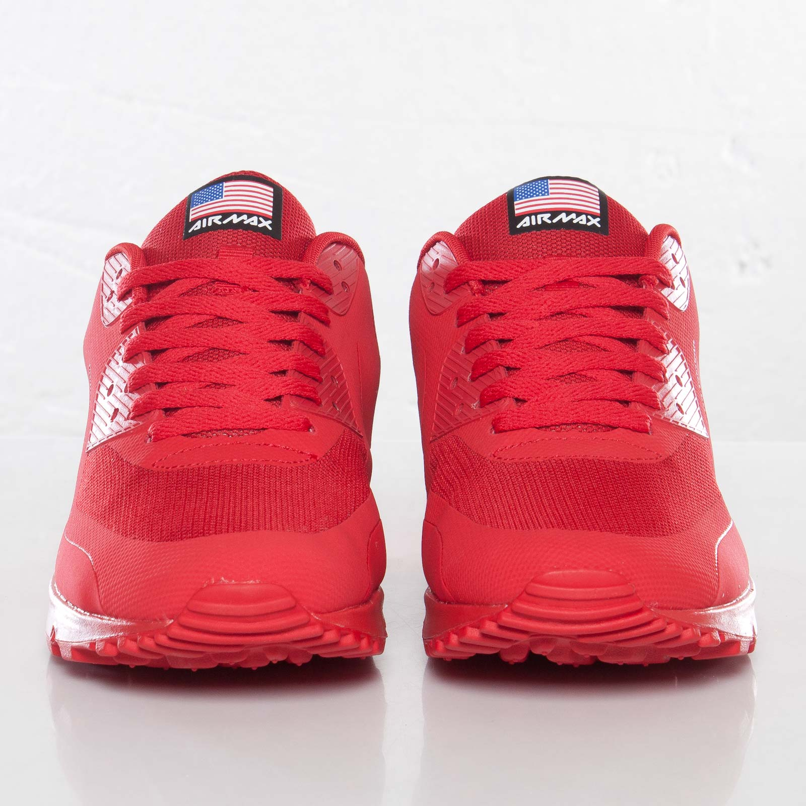 6ce644a7 Nike Air Max 90 Hyperfuse QS - 613841-660 - Sneakersnstuff | sneakers &  streetwear online since 1999