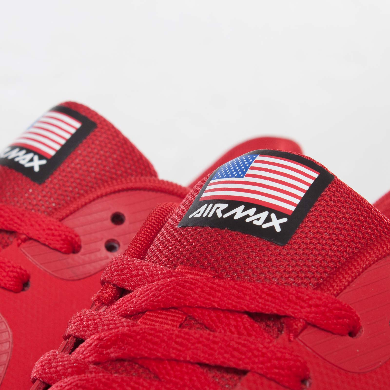 Nike Air Max 90 HYP QS 'Independence Day' Sport RedSport Red | eBay