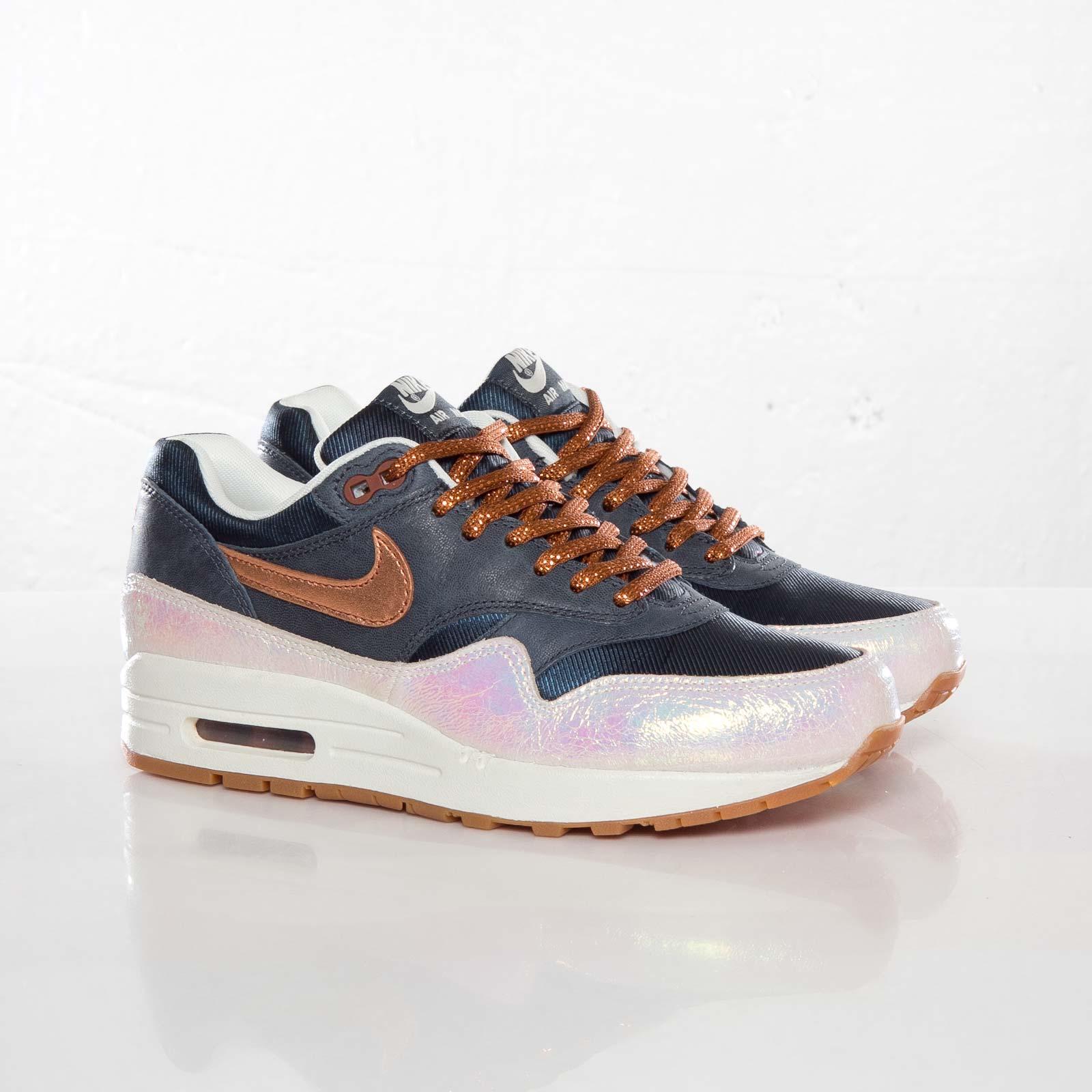 006b57ac73 Nike Wmns Air Max 1 Premium - 454746-400 - Sneakersnstuff | sneakers ...