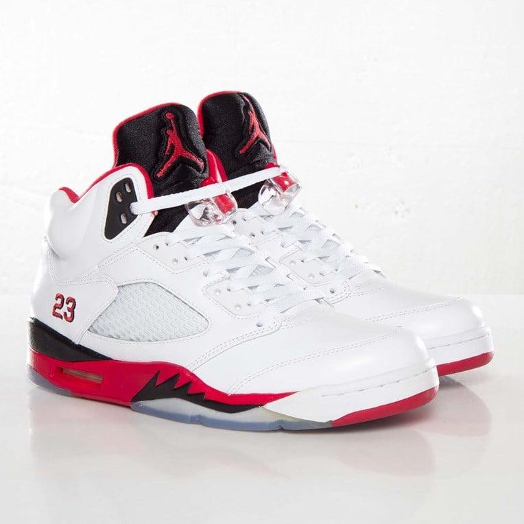 62e1ccfc6cdf Jordan Brand Air Jordan 5 Retro - 136027-120 - Sneakersnstuff ...