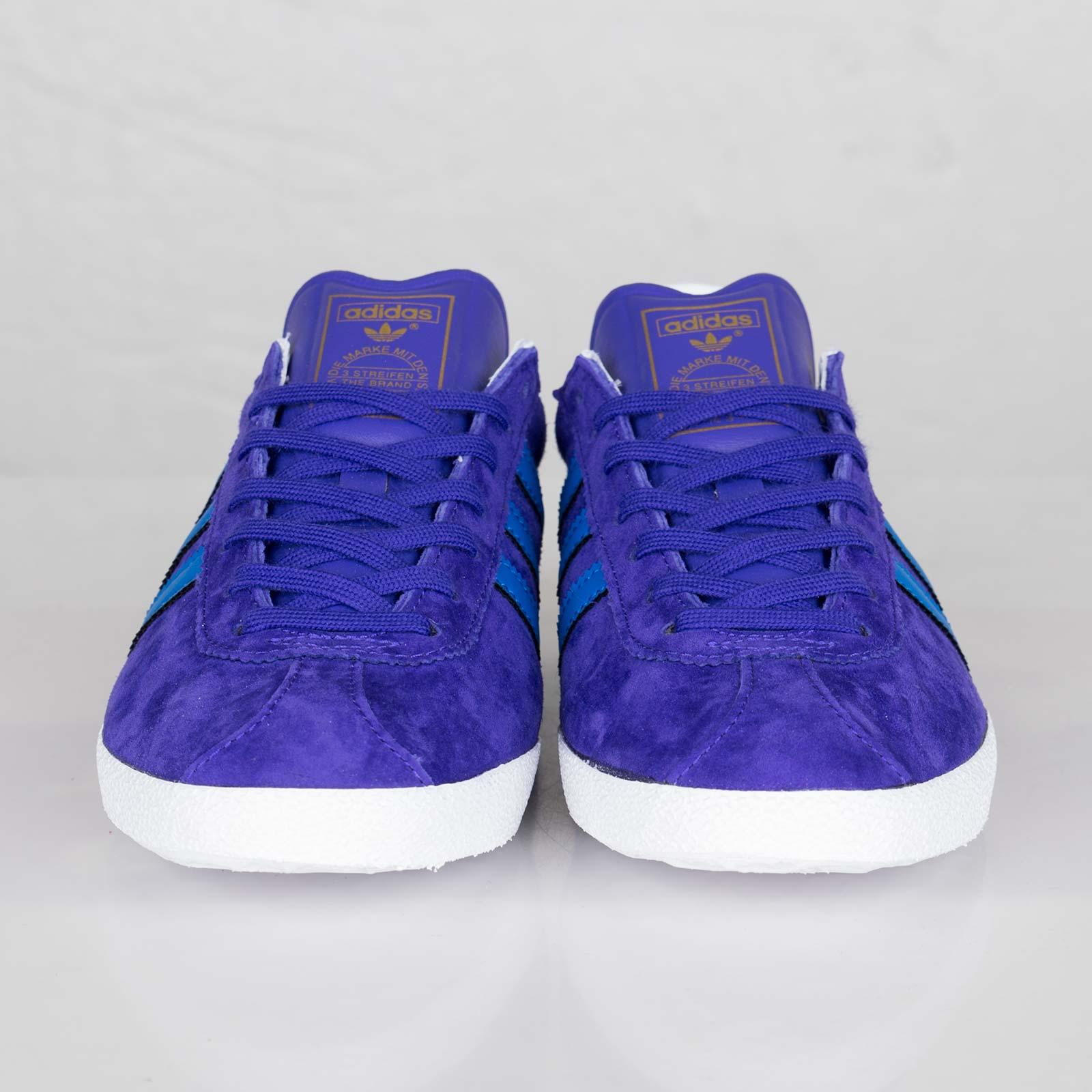 adidas Gazelle OG W - G95610 - SNS   sneakers & streetwear online ...