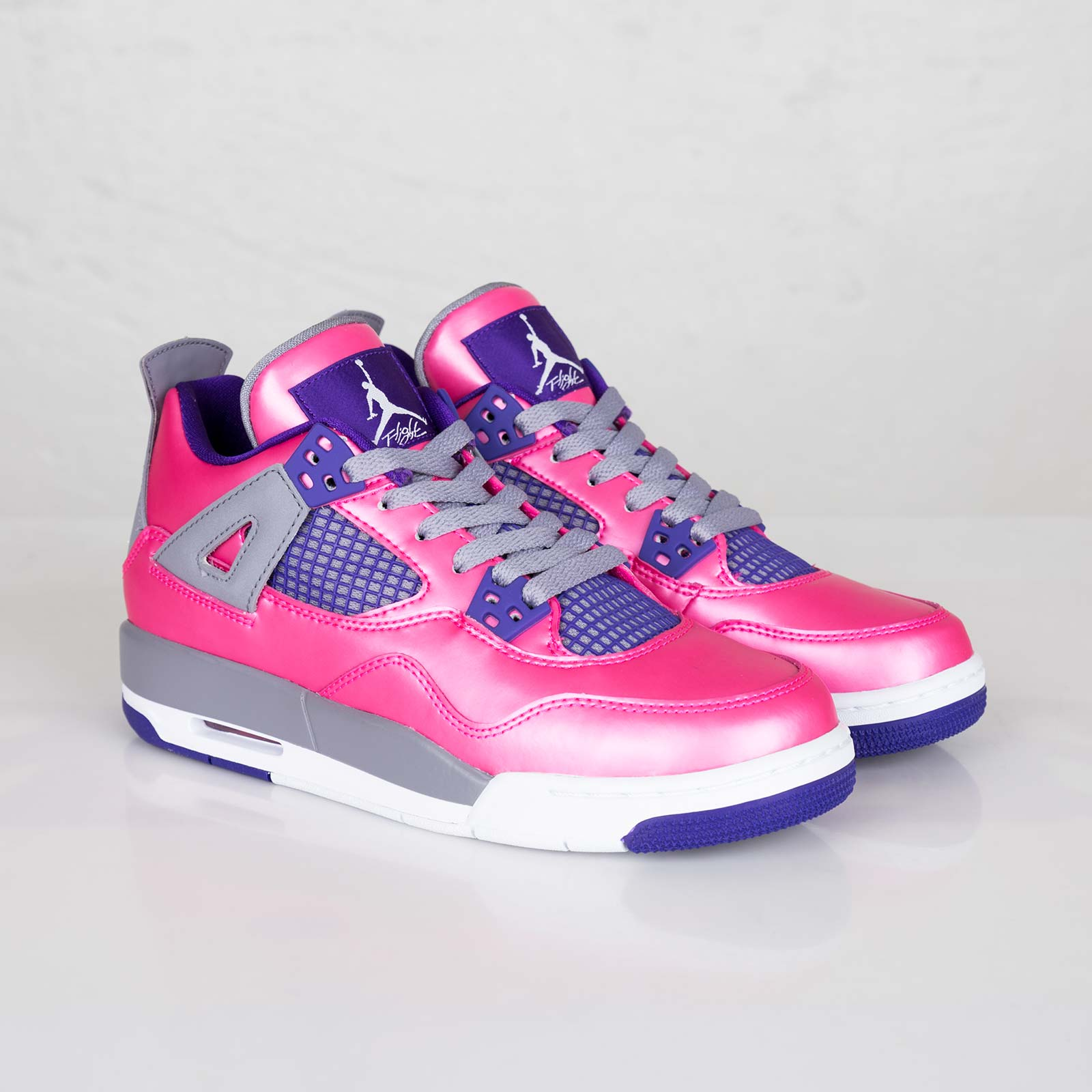 6547d69daa8f Jordan Brand Girls Air Jordan 4 Retro (GS) - 487724-607 ...