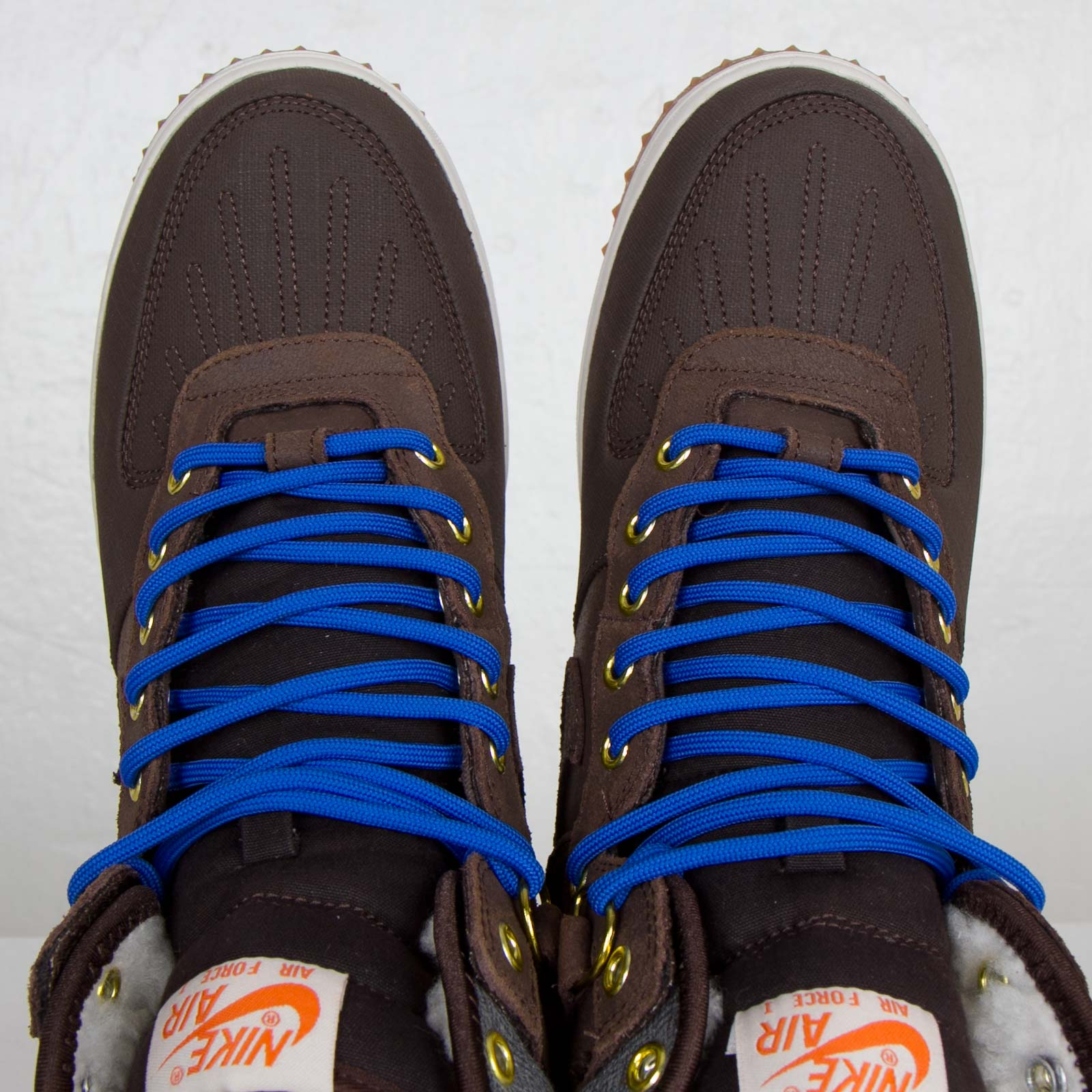 separation shoes eb65b db23f Nike Air Force 1 Duckboot - 444745-204 - Sneakersnstuff   sneakers    streetwear online since 1999
