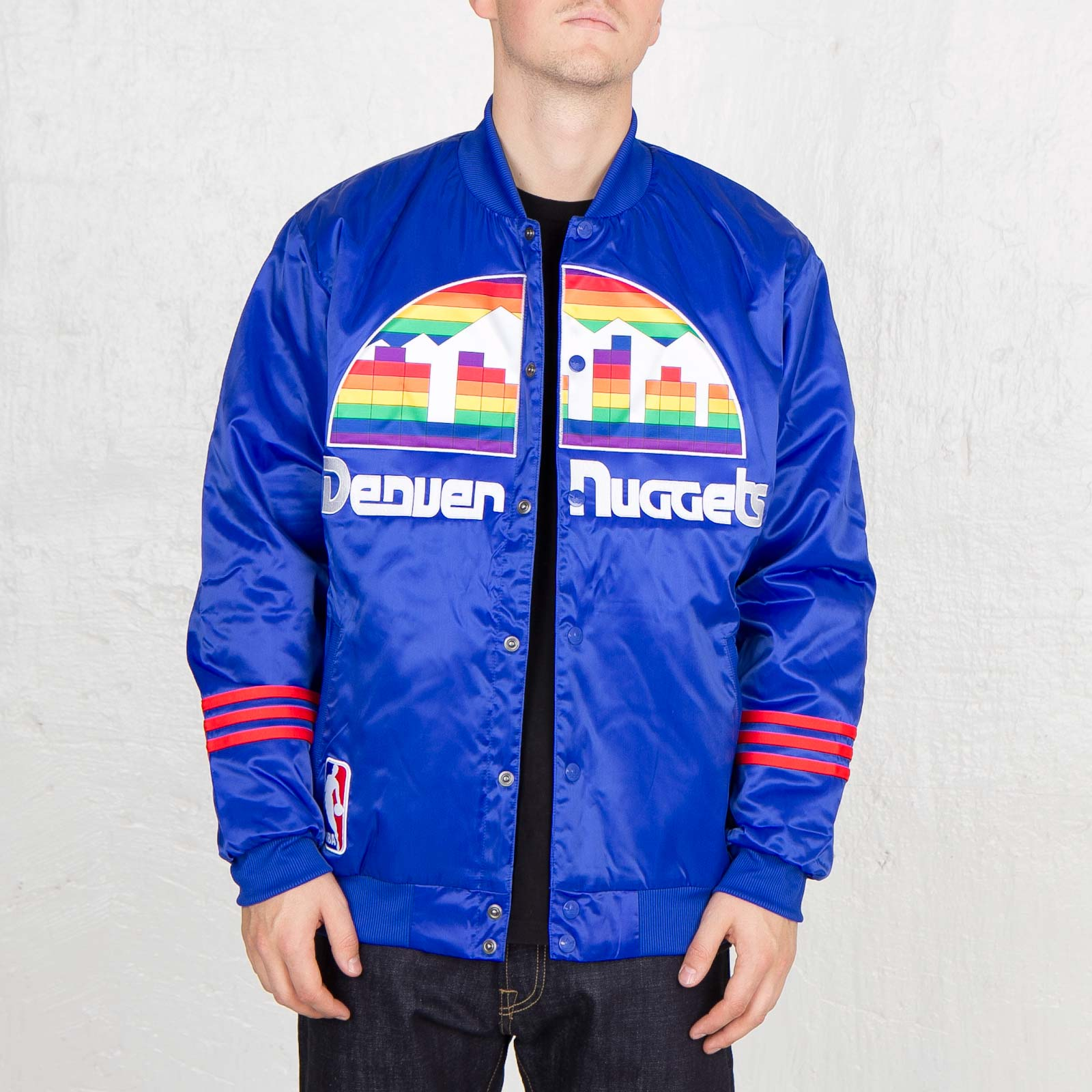 denver nuggets jacket
