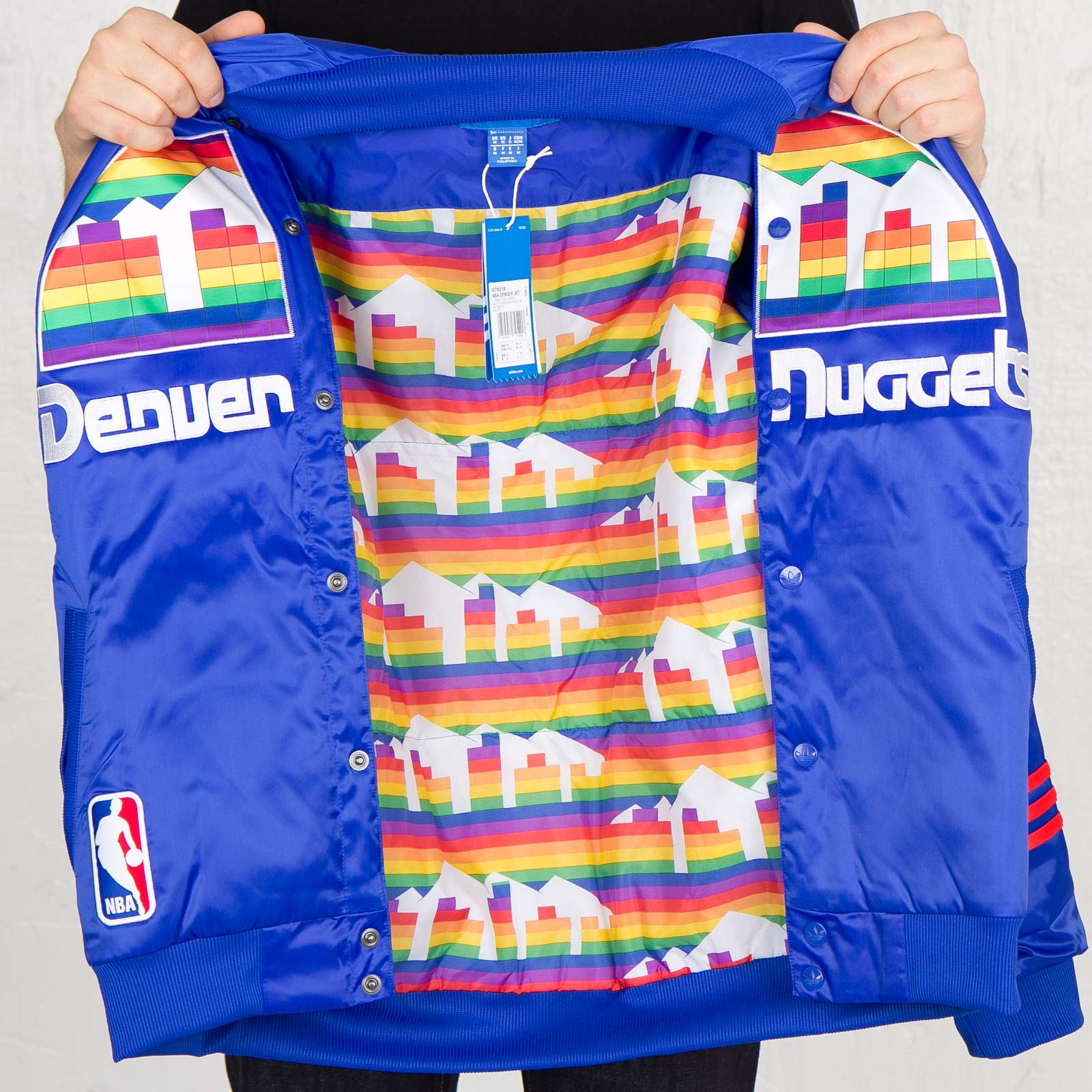 denver nuggets jacket
