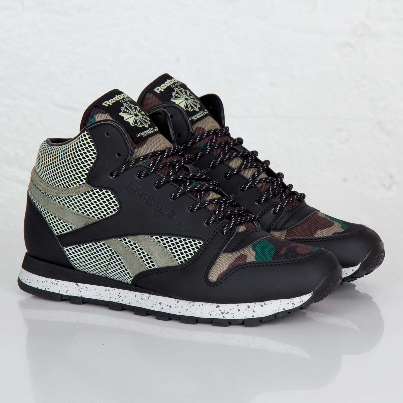 2e485e3980335 Reebok Classic Leather Mid R12 - V54294 - Sneakersnstuff