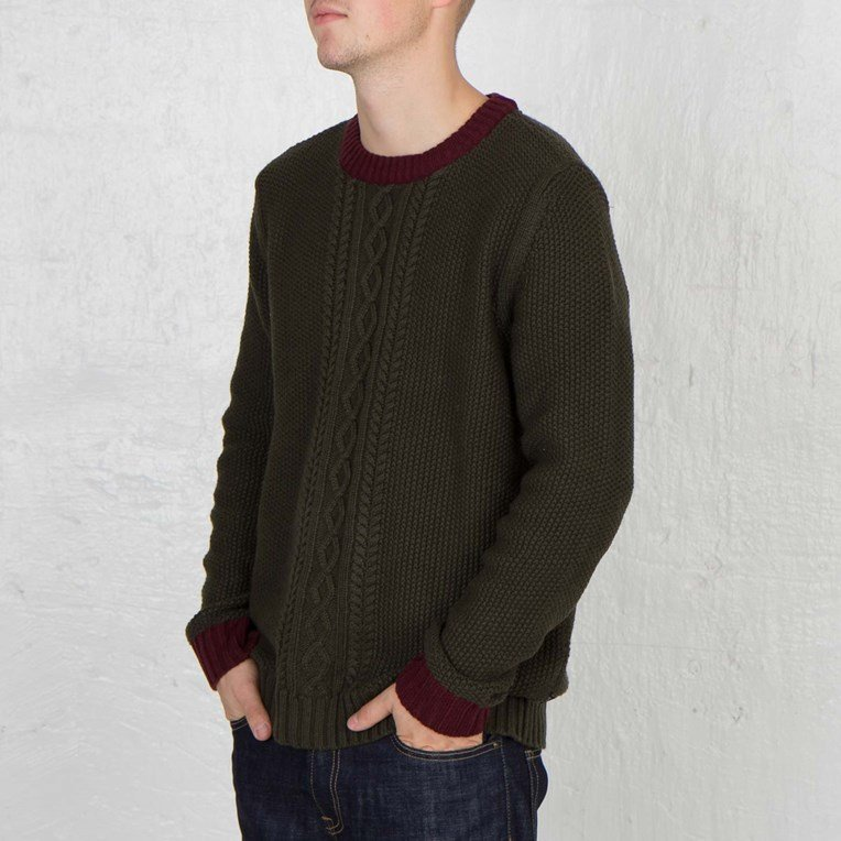 WESC Calle Knitted Sweater - 2