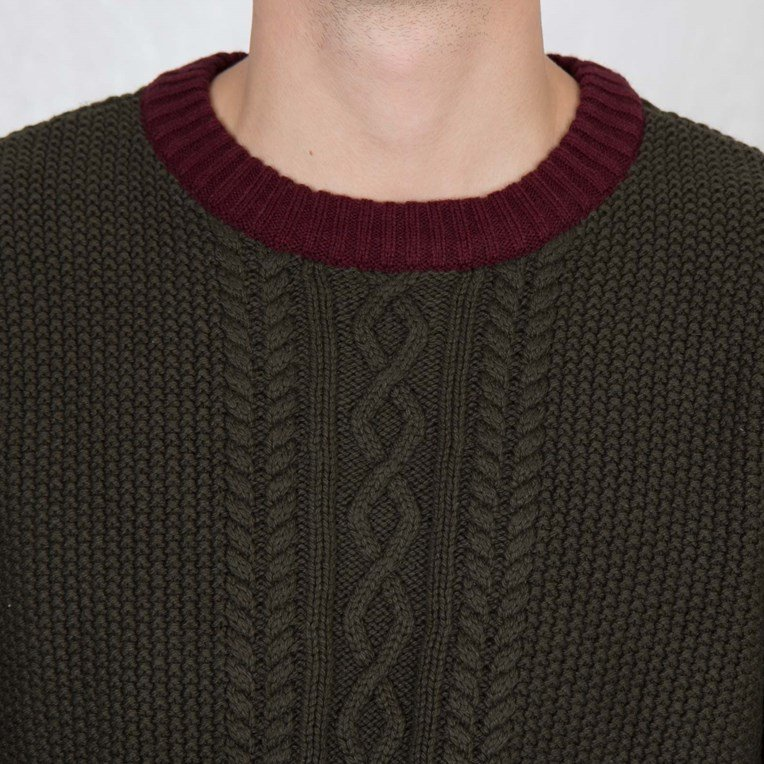 WESC Calle Knitted Sweater - 4