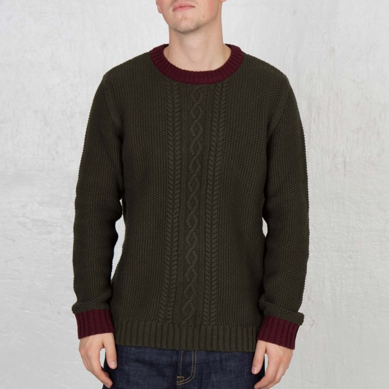 WESC Calle Knitted Sweater