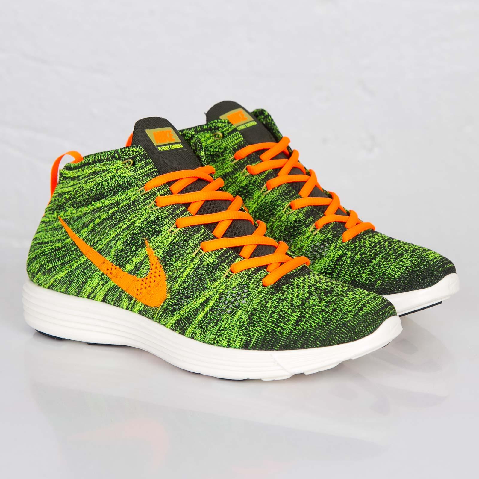wholesale dealer 9b5fa e60f9 Nike Lunar Flyknit Chukka - 554969-080 - Sneakersnstuff | sneakers ...