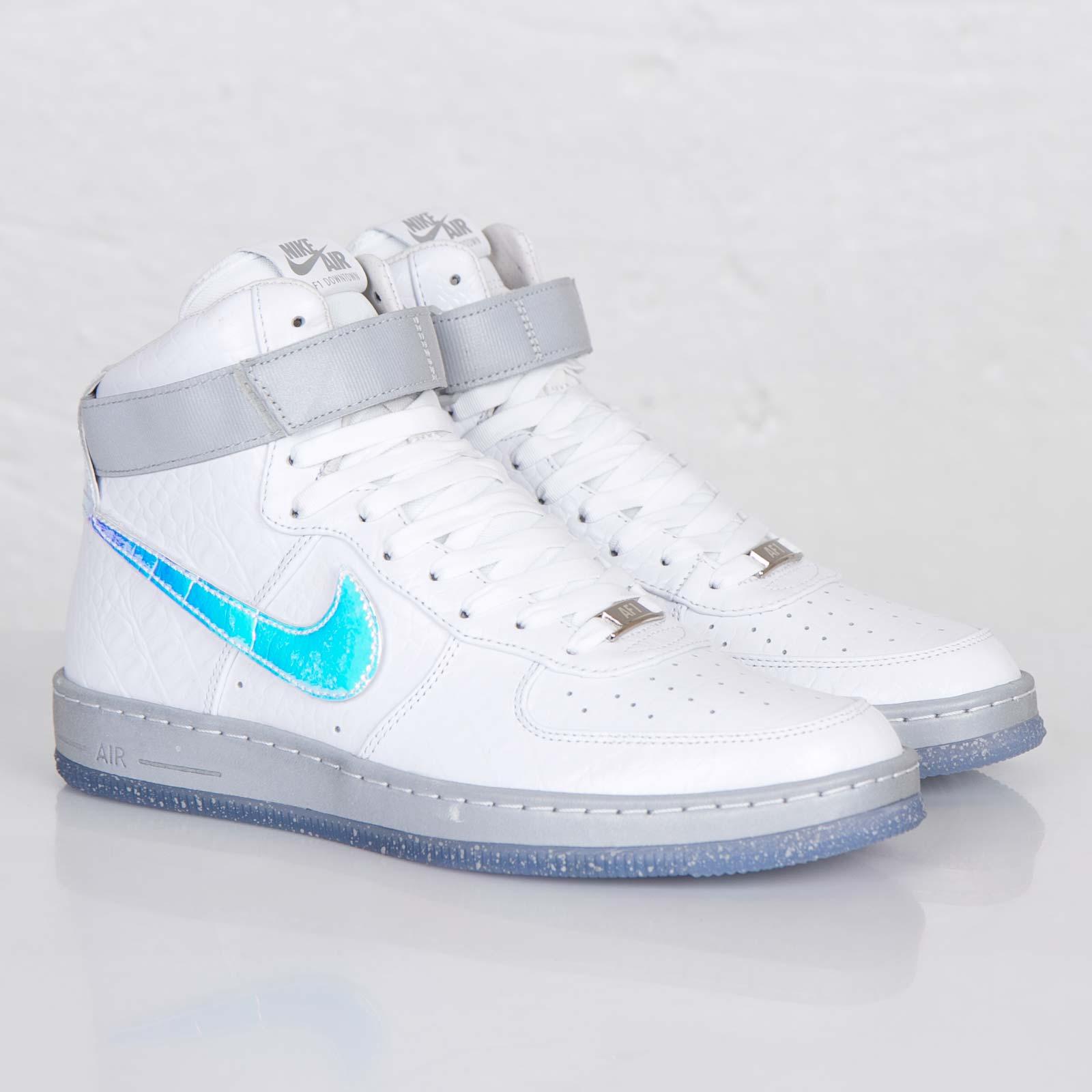 best service e6b21 4597d Nike Air Force 1 Downtown Hi LW QS